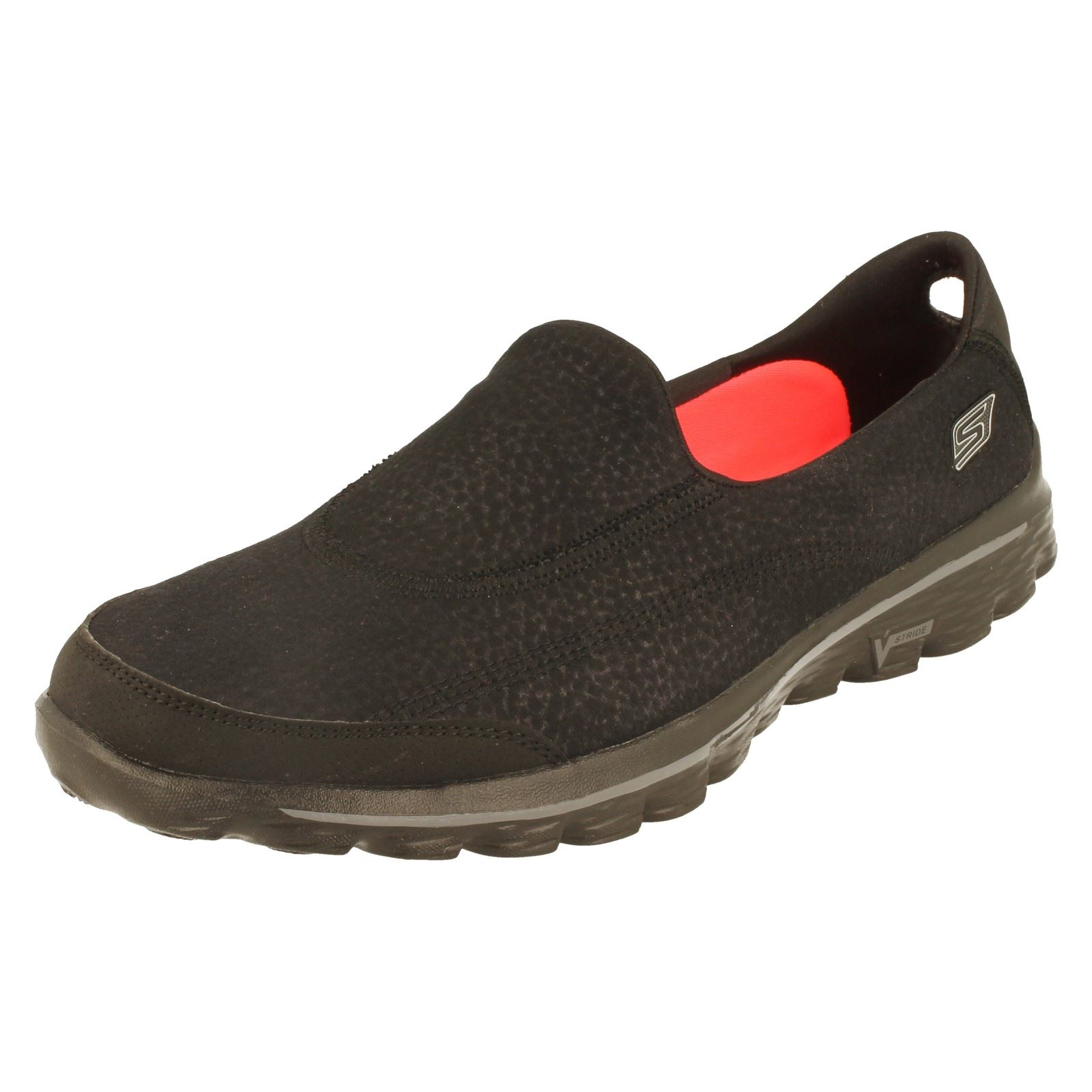 Black Walk Go 2 Ladies linear Skechers U0xqn80pX