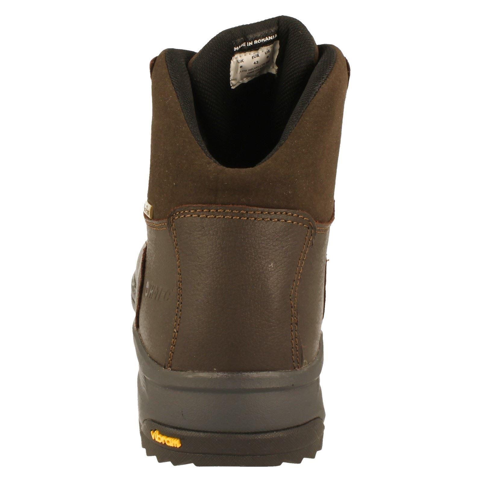 Unisex Hi-Tec Leder V-Lite Walking Stiefel Label V-Lite Leder Helvellyn -W 380a21