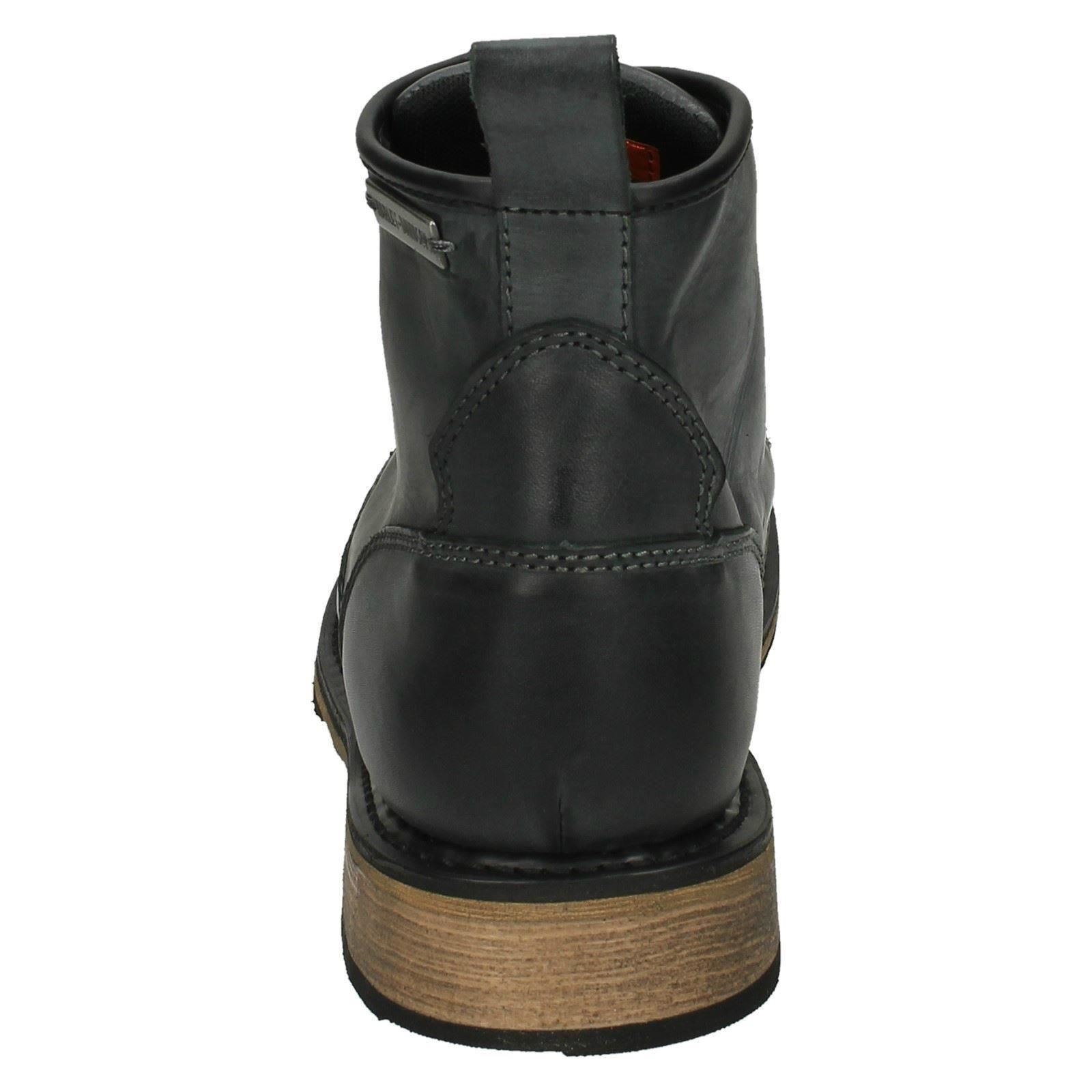 Herren Harley Davidson Ankle Stiefel The The Stiefel Style - Joshua 7f0868