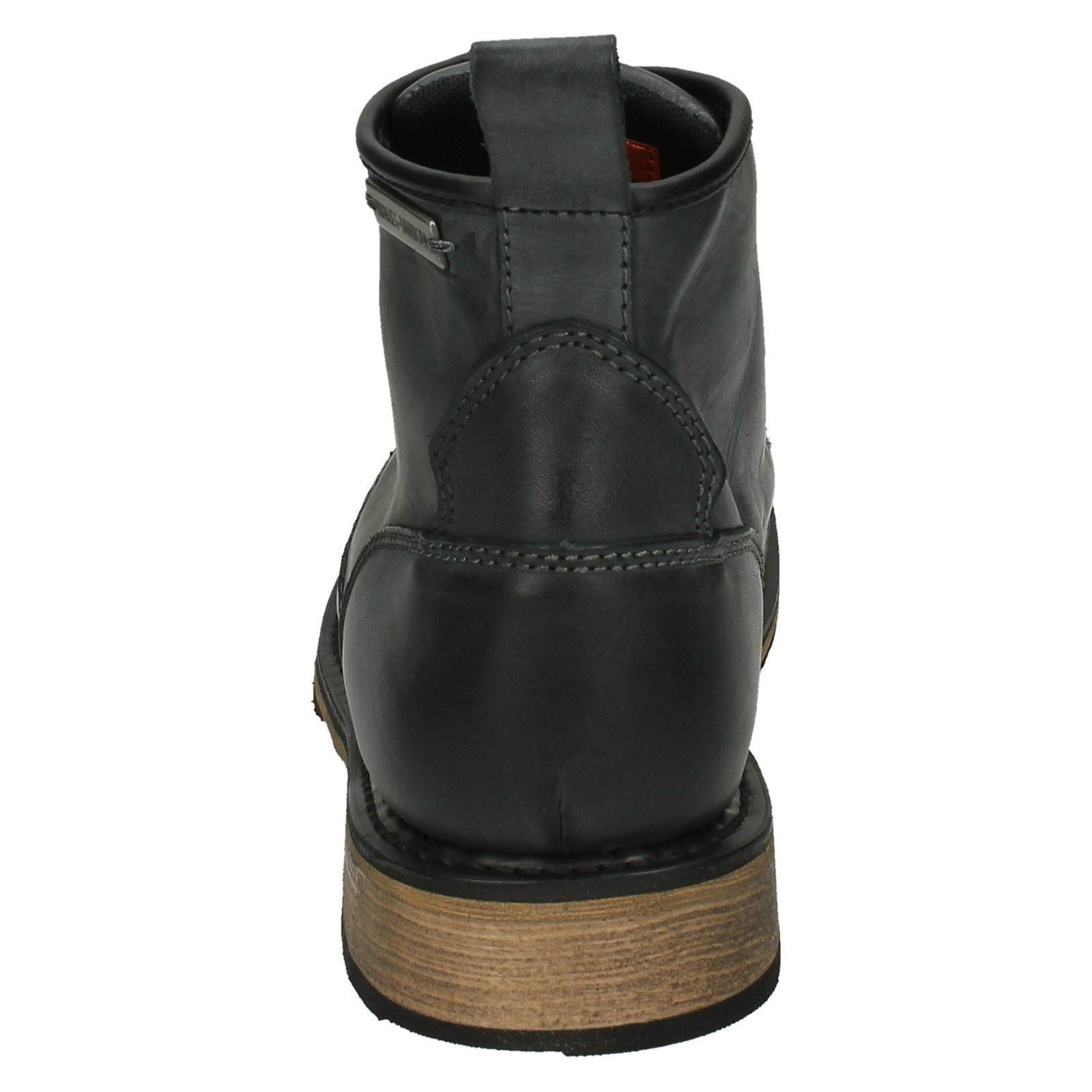 Mens Davidson Harley Davidson Mens Ankle Boots Label Joshua 8481a0