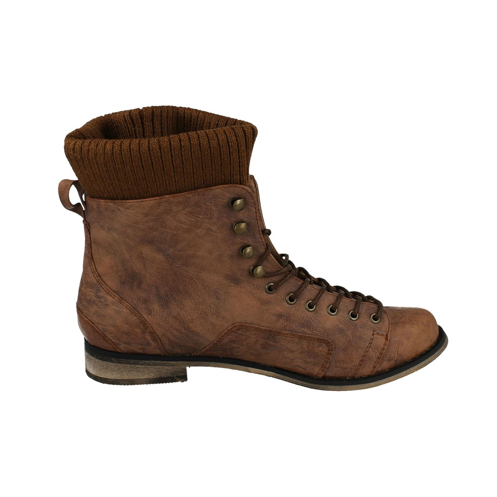 Damas Spot On Tobillo Botas F5R792