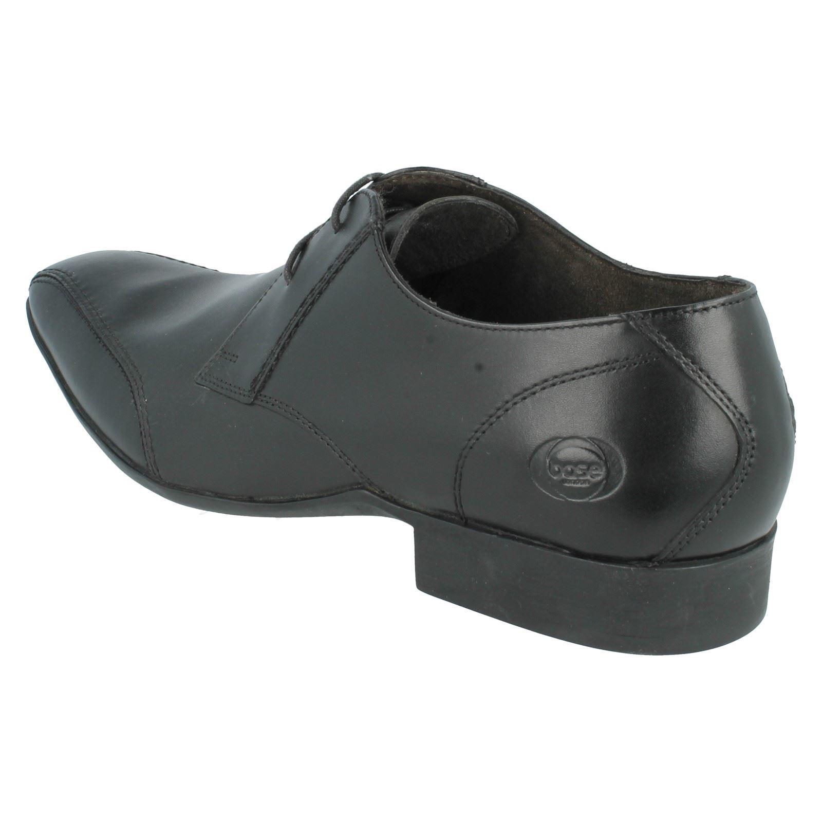 uomo scarpe e Etichetta da stringate Indent Mto con da Waxy uomo Black lacci w5pxqBXq