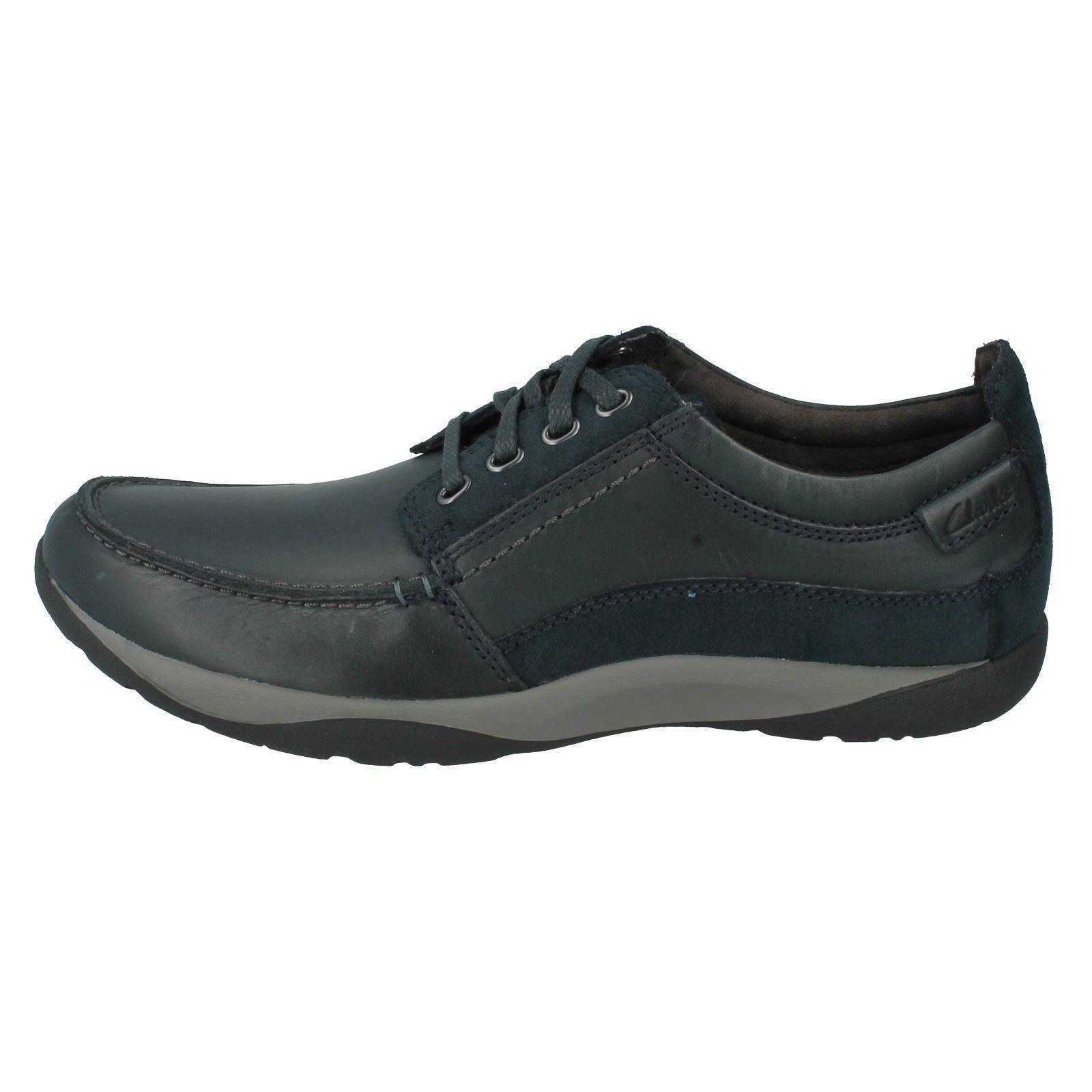Para Hombre Clarks Zapatos ruta Casuales ruta Zapatos a pie 74fdc0