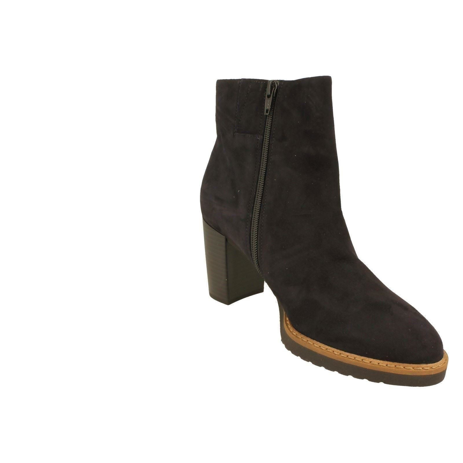 Womens Thigh Thigh Womens High Over the Knee Boots Suede Leather Cuban Heel Warm Lined Shoes 69dd8b