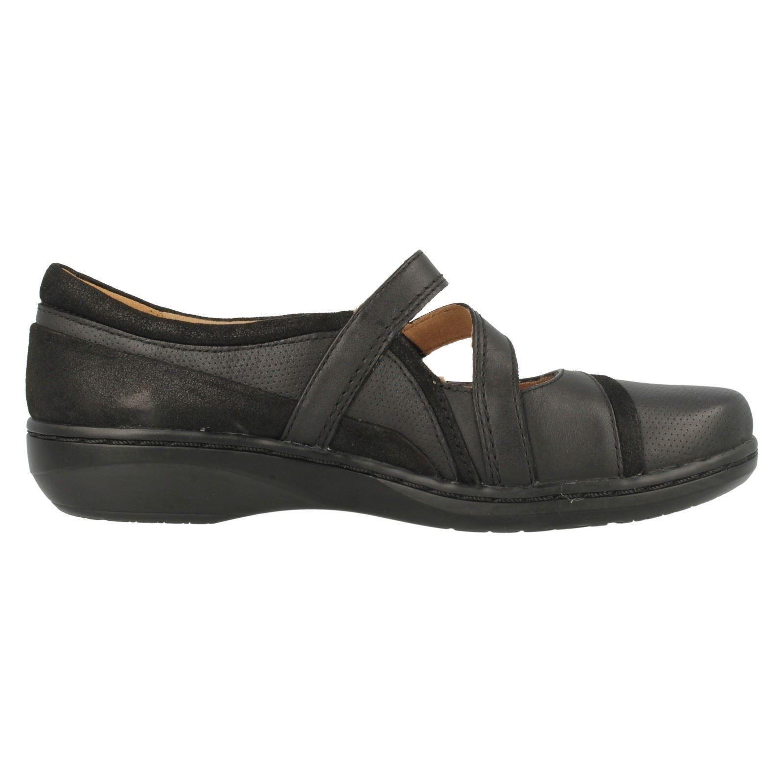 Damas Clarks 'Evianna Crown' Informal Zapatos Etiqueta ~ K
