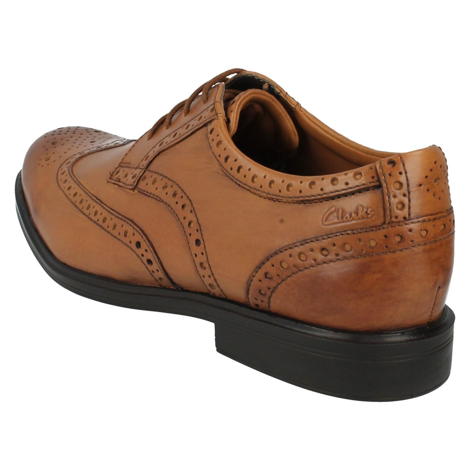 Herren Clarks Clarks Herren elegante Schuhe Gabson Limit 7f6b94