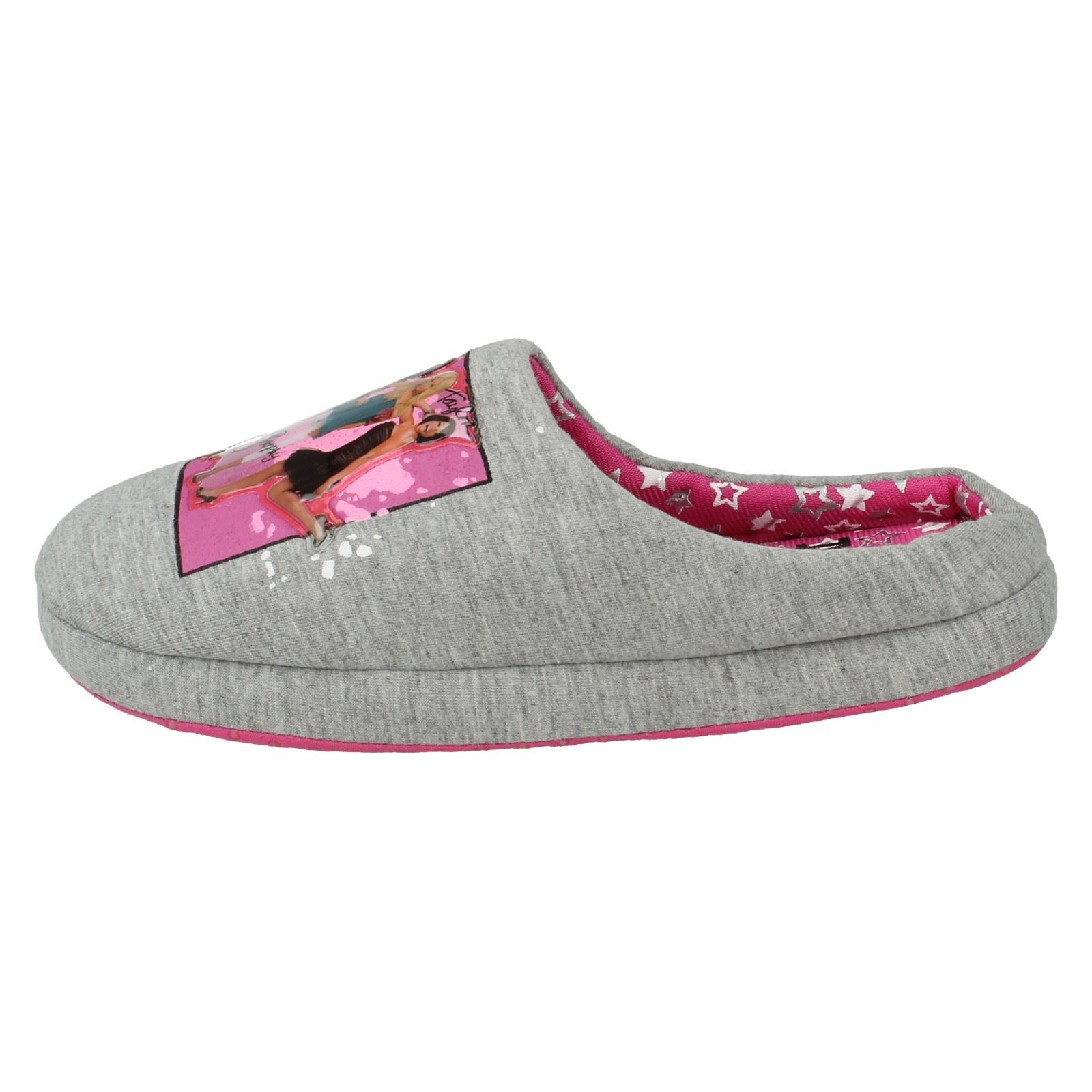 Girls High School Musical Motif Slipper Mule High School Musical
