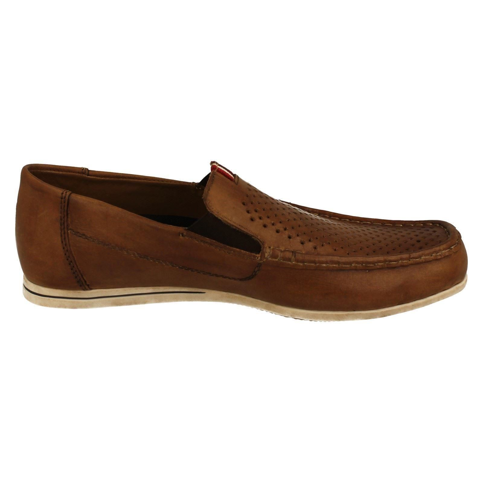 09765 Rieker w Style Brown Summer Shoes Mens The yvYf6g7b