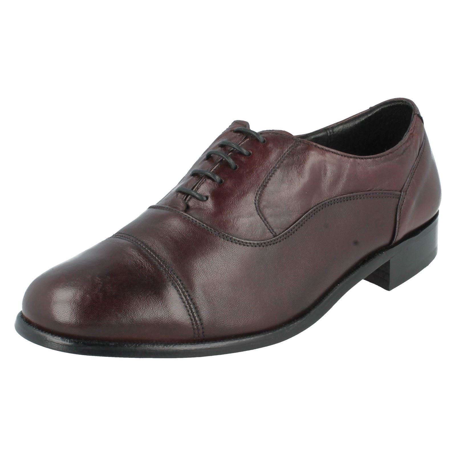 Mens Seaton Grenson Formal Leather Shoes Seaton Mens 7615 Fitting F cb7c3f