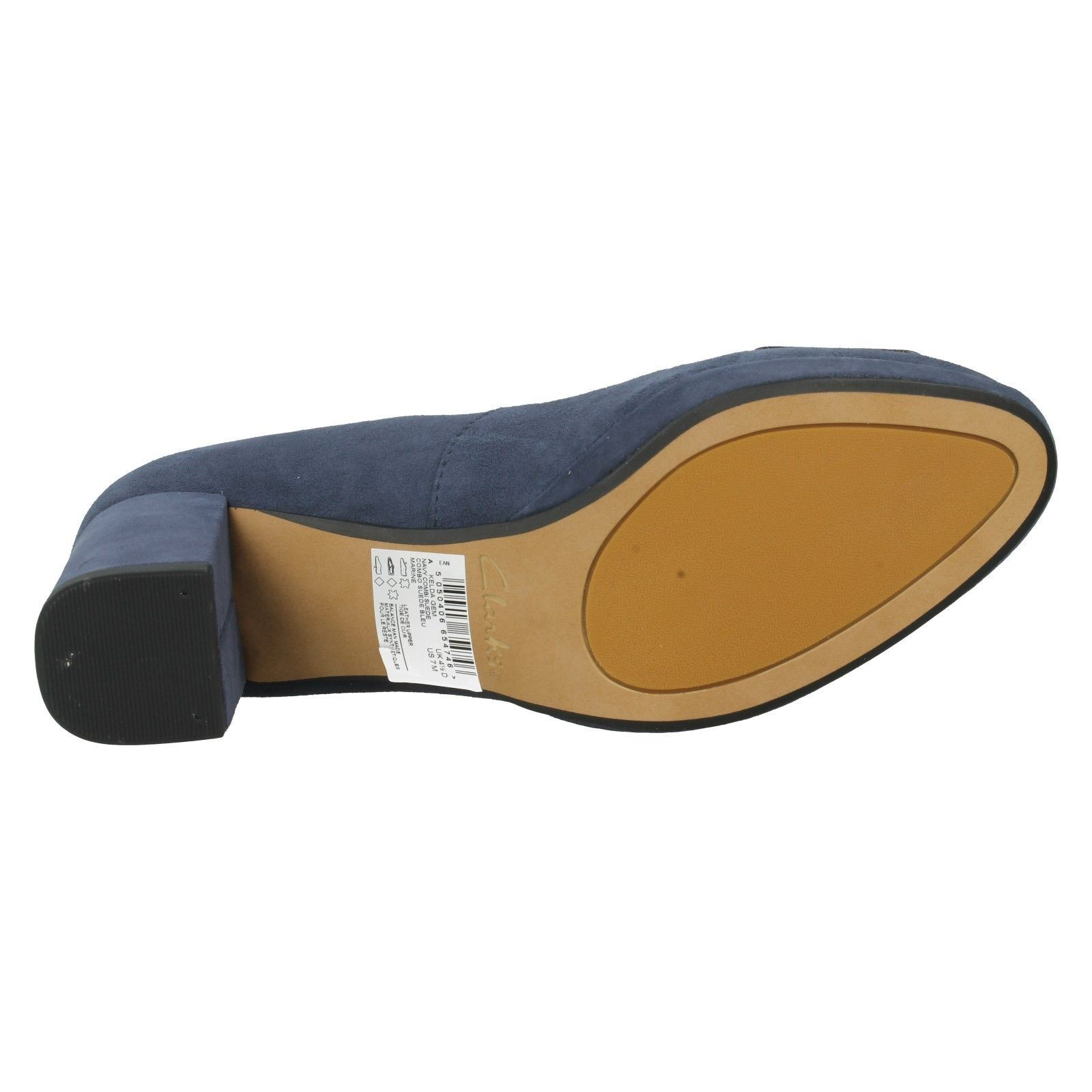 Ladies Ladies Ladies Clarks Court Shoes Kelda Gem a95335