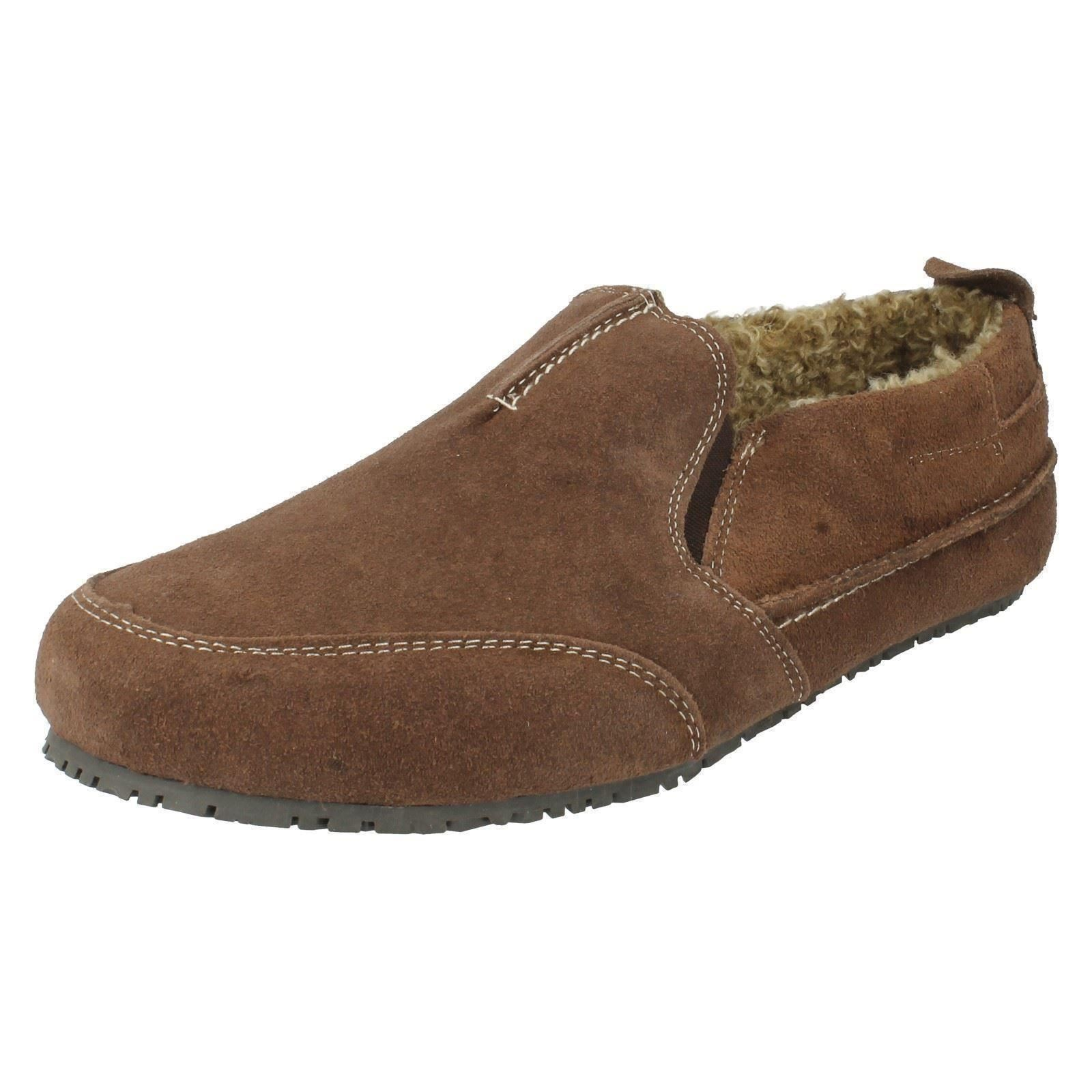 Men's Clarks Slippers Label - Kite Laser