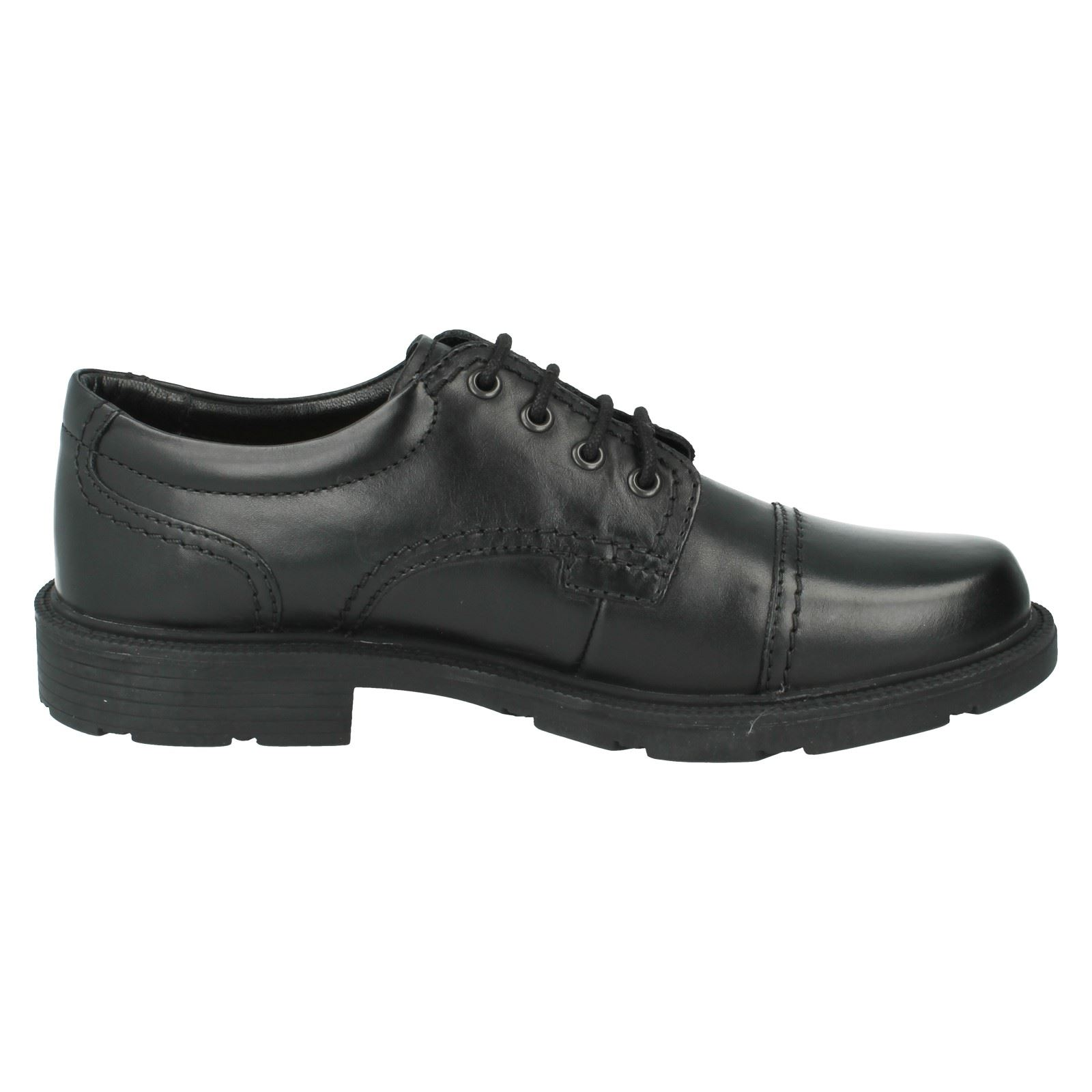 Clarks Lair Cap Shoes G Fitting
