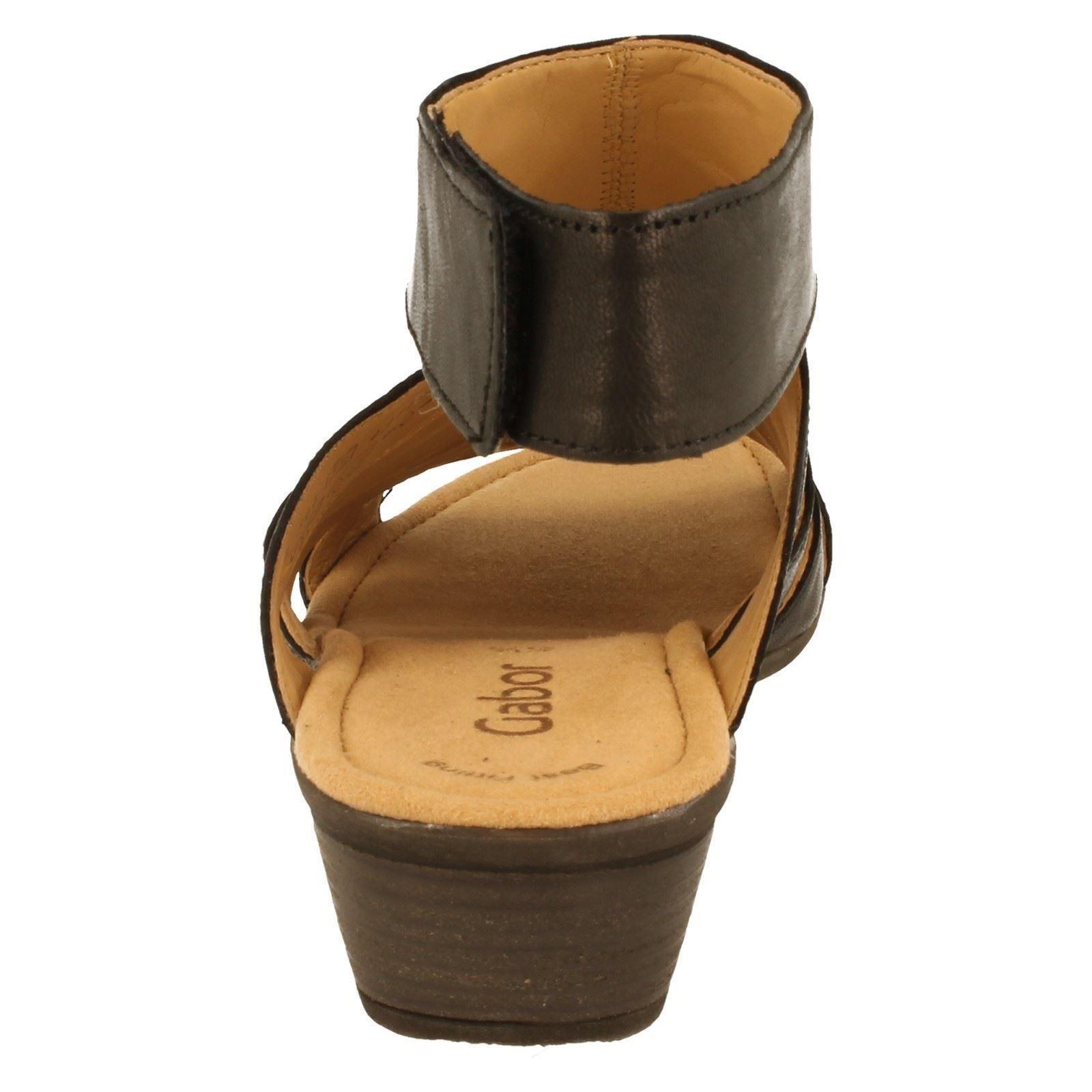 Ladies Gabor Bnkle Strap Sandals Style 24.544 -W
