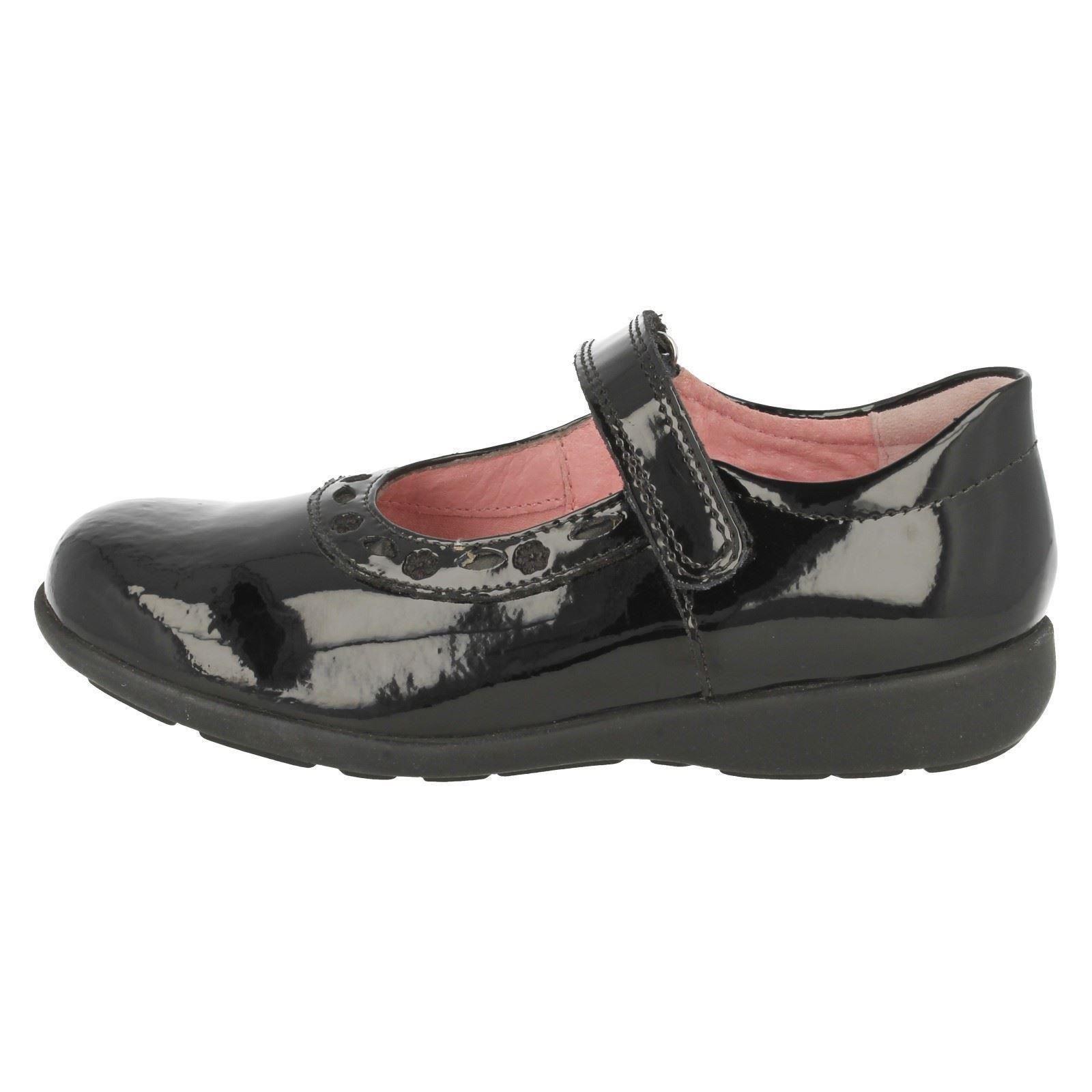Chicas START Rite Mary Jane Zapatos Escolares, Tijeras De Etiqueta-W