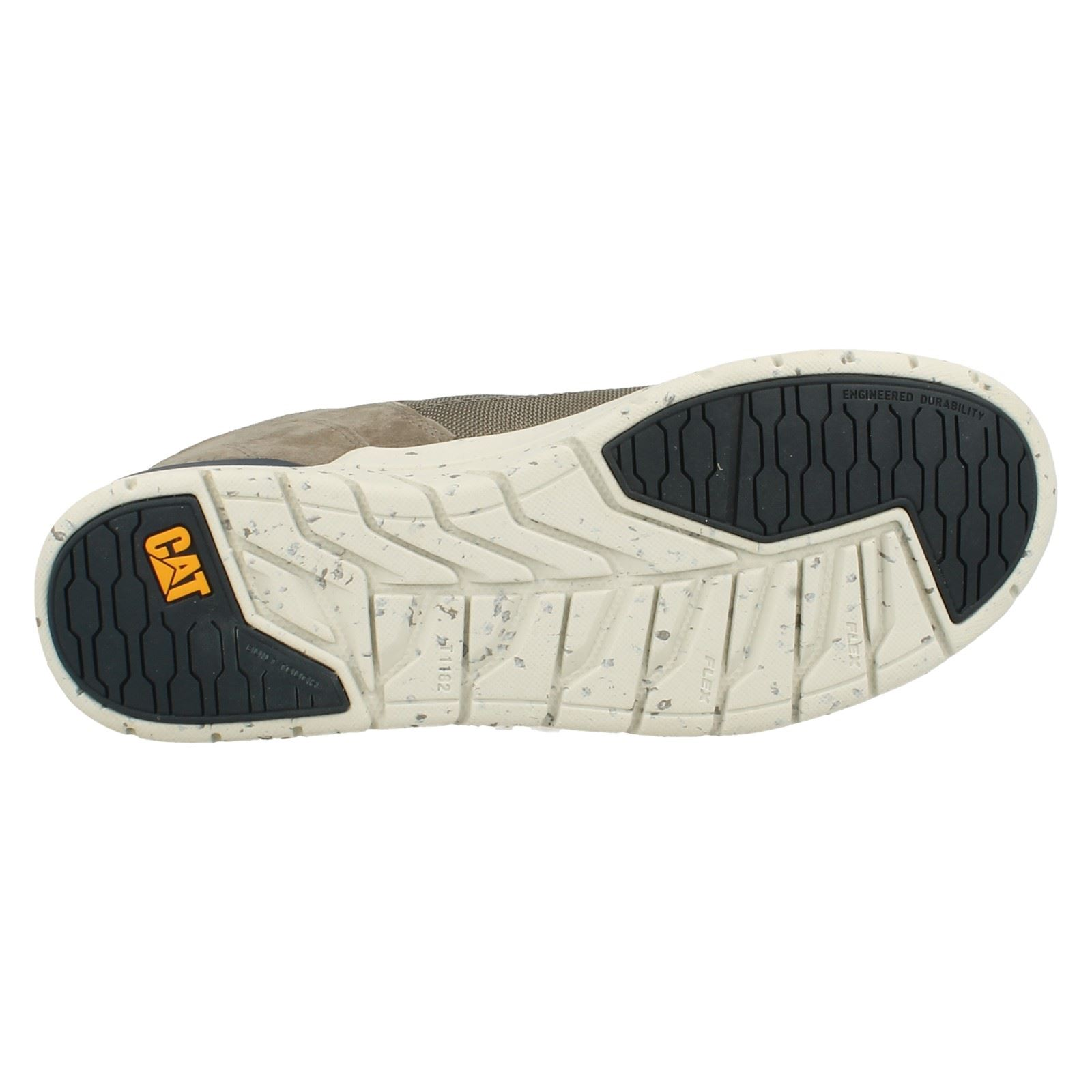 Mens Caterpillar Lace Up Trainers Style - Indent