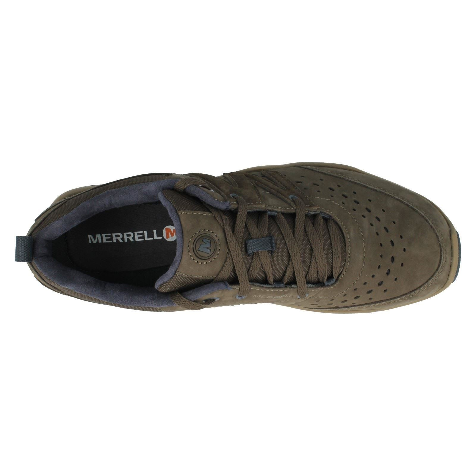 Mens Merrell Casual Style Lace Up Shoes the Style Casual - Skylark Leather f16352