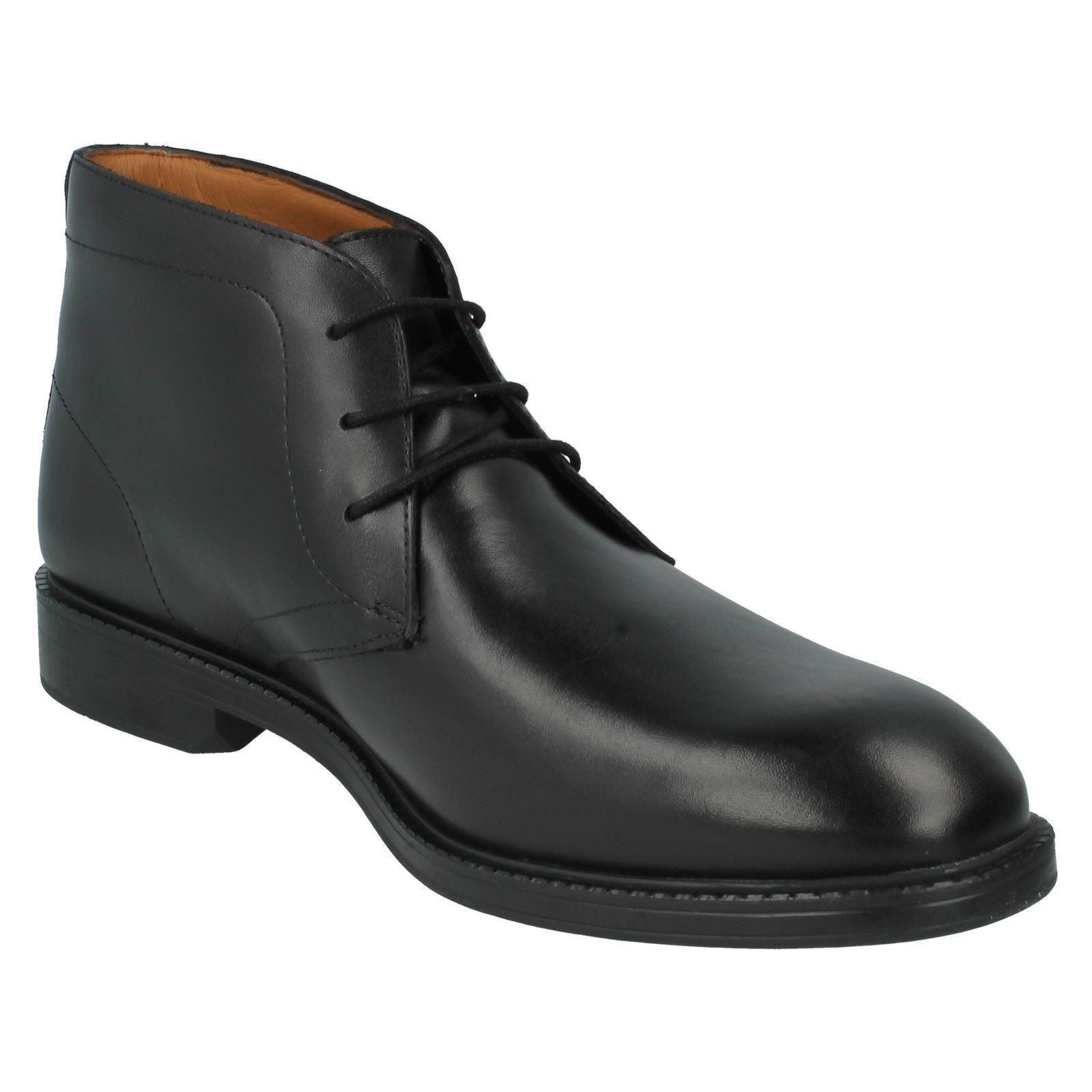 Men's Clarks Casual Ankle Stiefel Label  Chilver Hi GTX