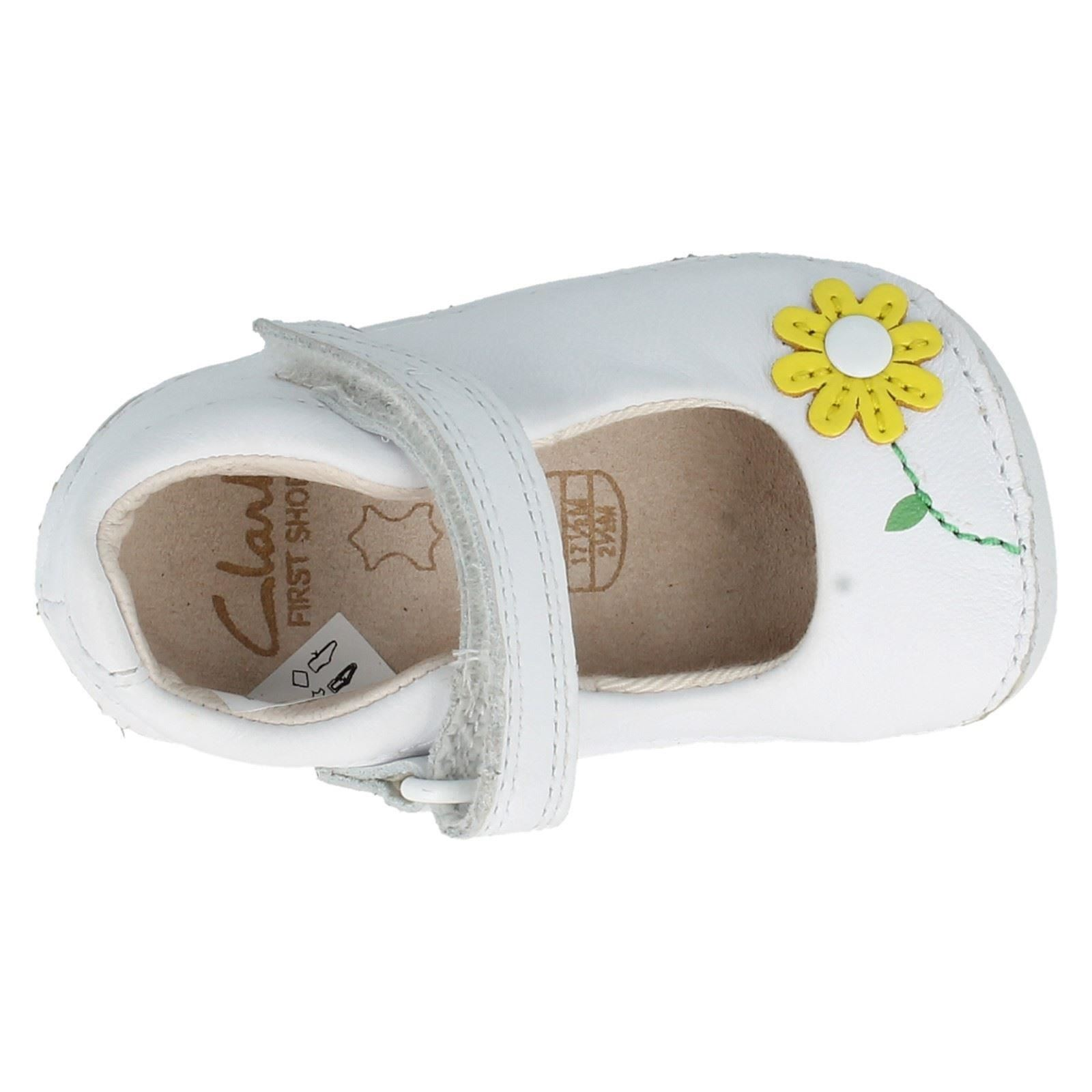 Girls Clarks First Shoes The Style - Little Jam