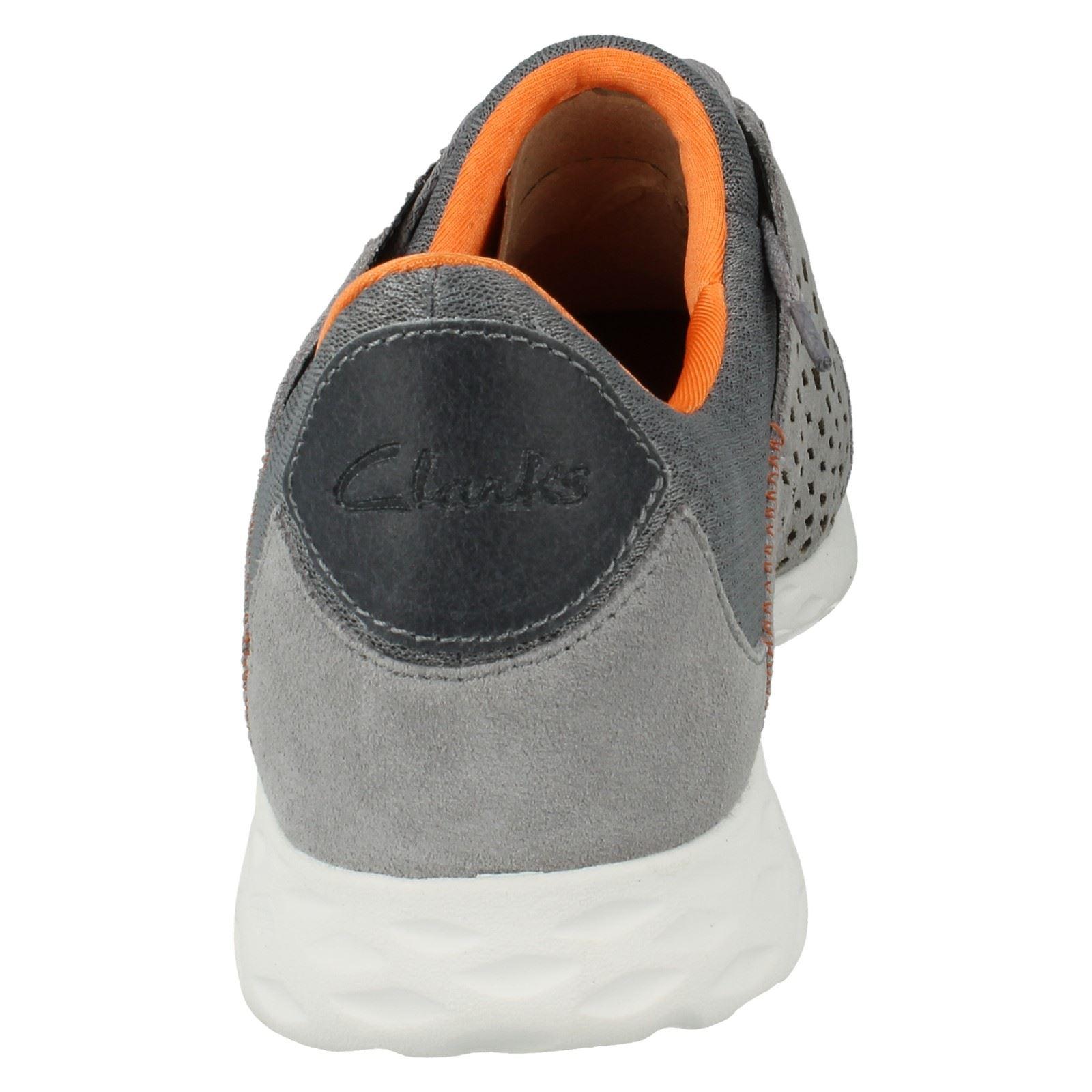 Men's Label Clarks Trainer Casual Sheos Label Men's - Seremax Lace 71a030