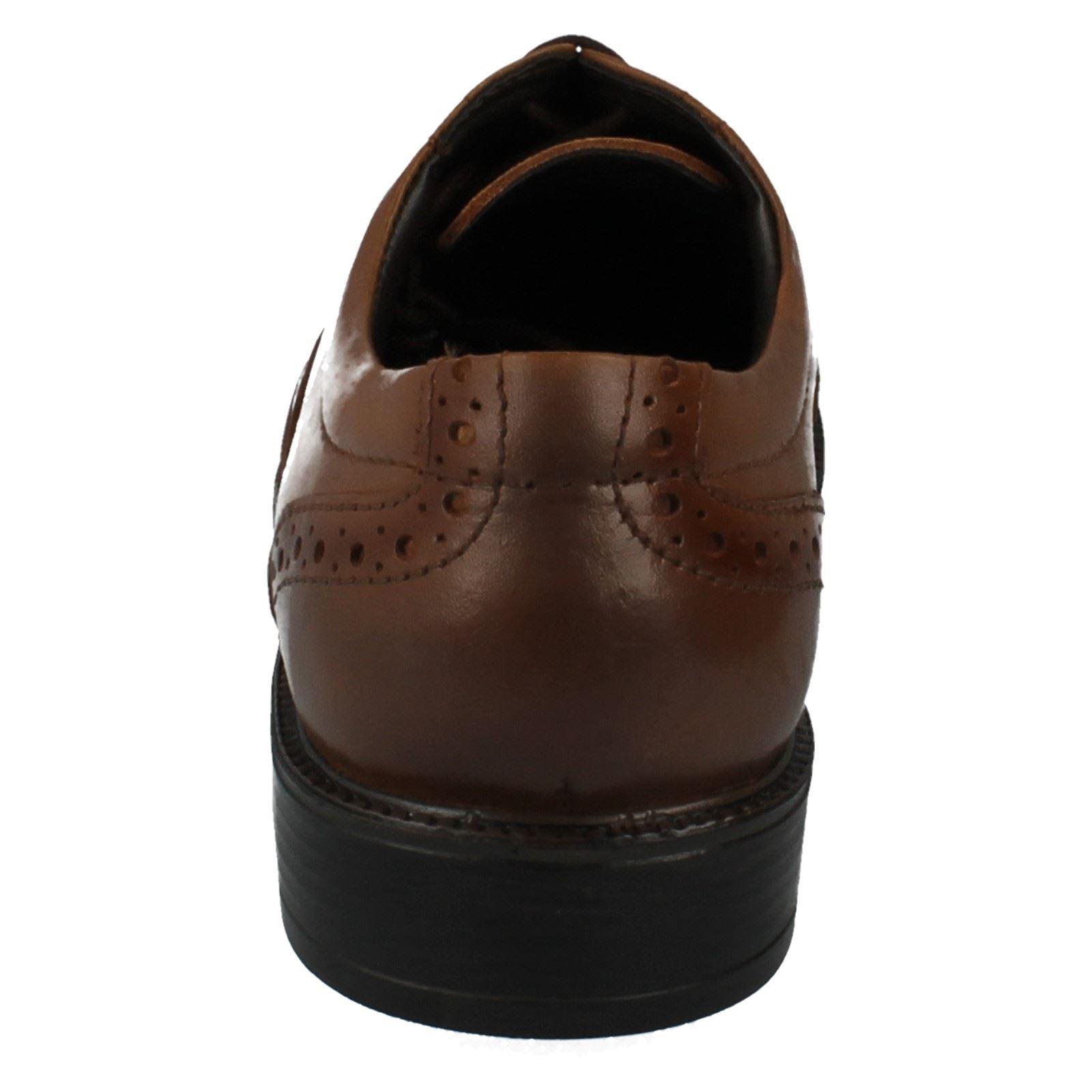 Herren Herren Herren Hush Puppies Brogue Schuhes Rockford Brogue 328723