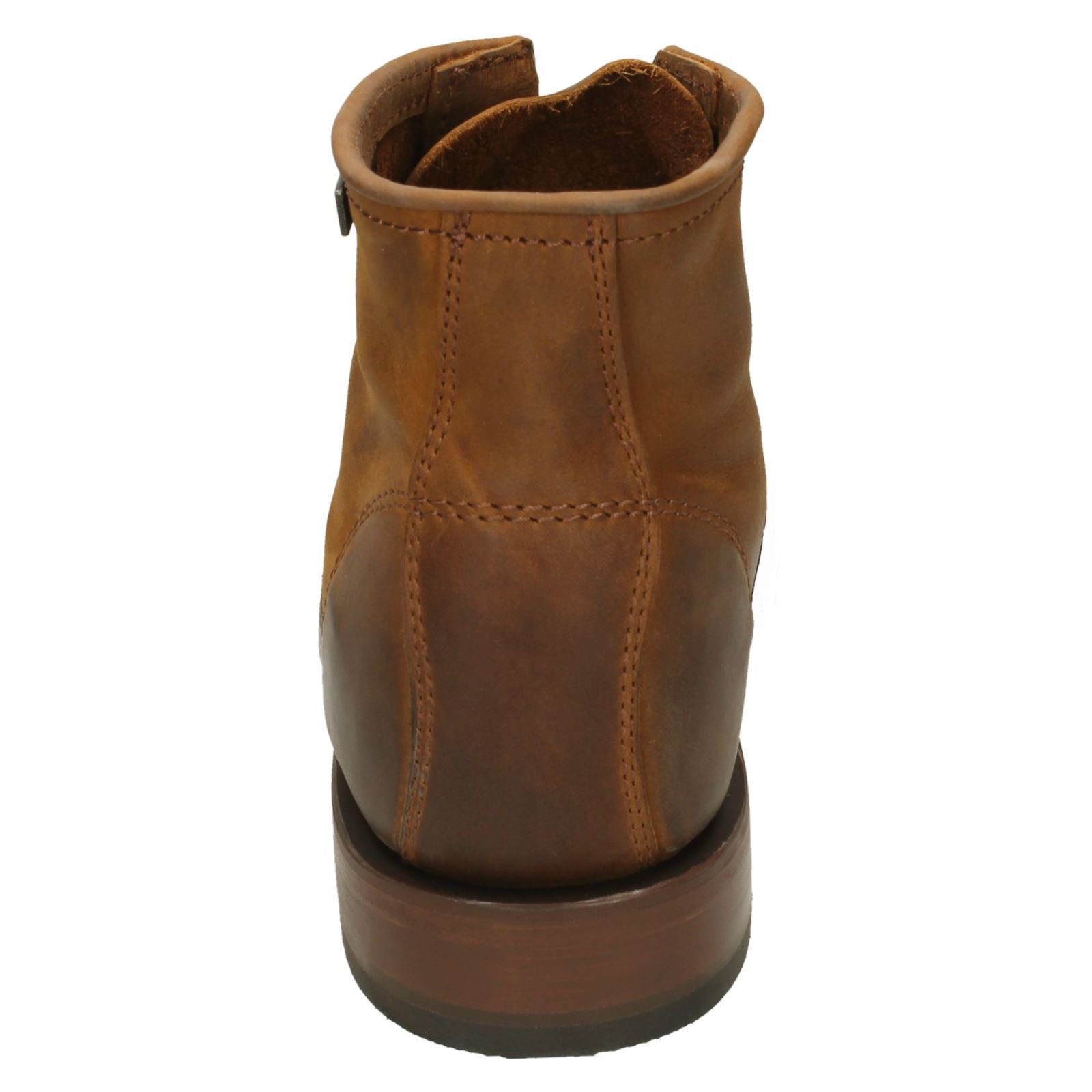 Hombre HARLEY DAVIDSON Botas estilo al tobillo con cordones estilo Botas tarrson  N 768310
