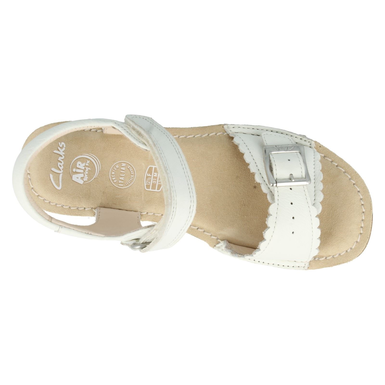 Girls Clarks Sandals Label IvyBlossom