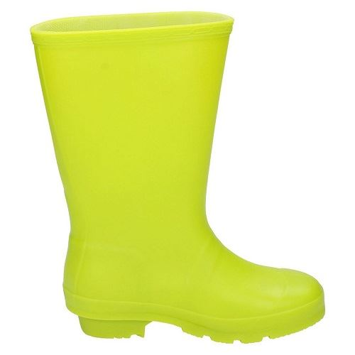 Girls Spot On Bright Wellingtons X1198 The Style ~ K
