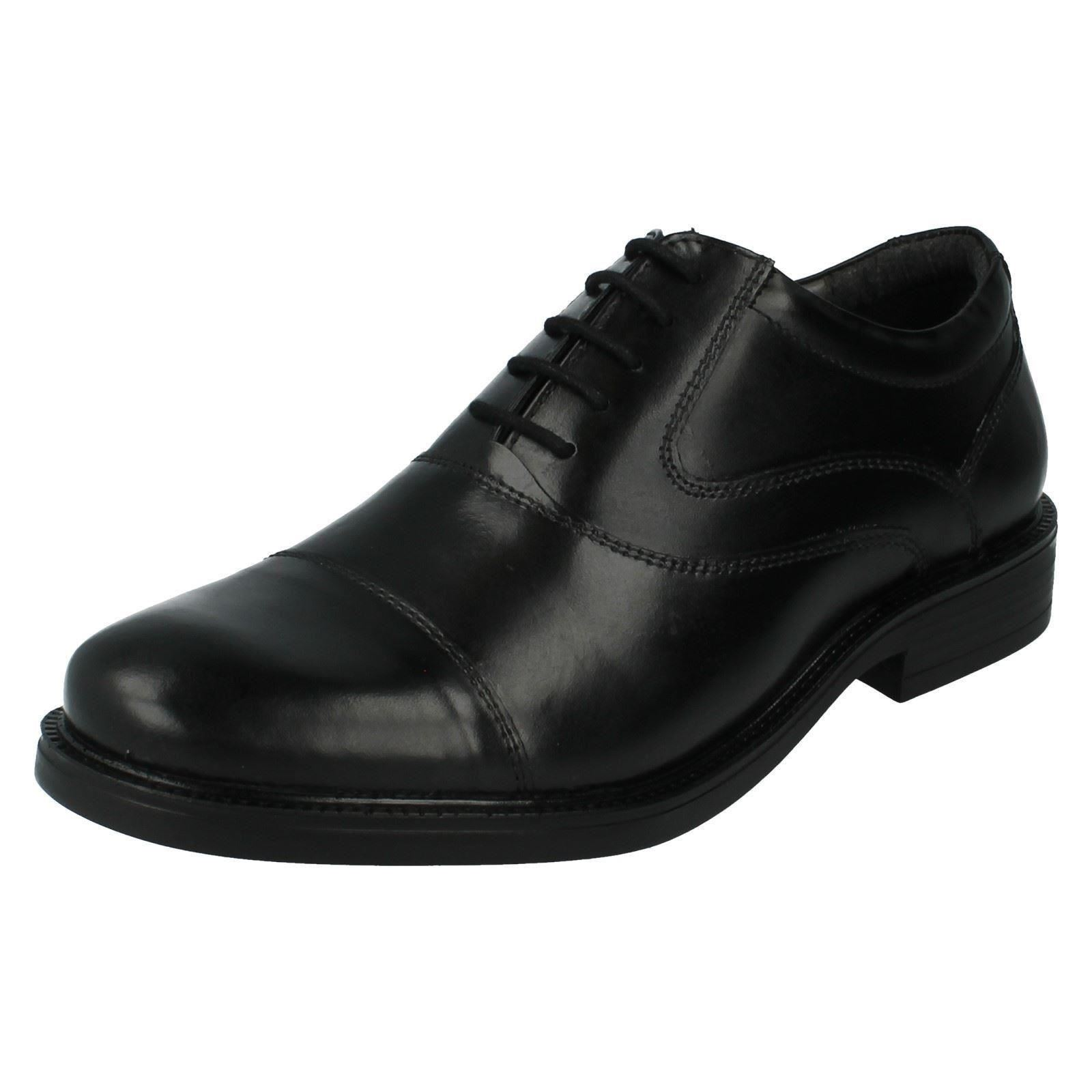 Mens Black Oxford Shoes Uk