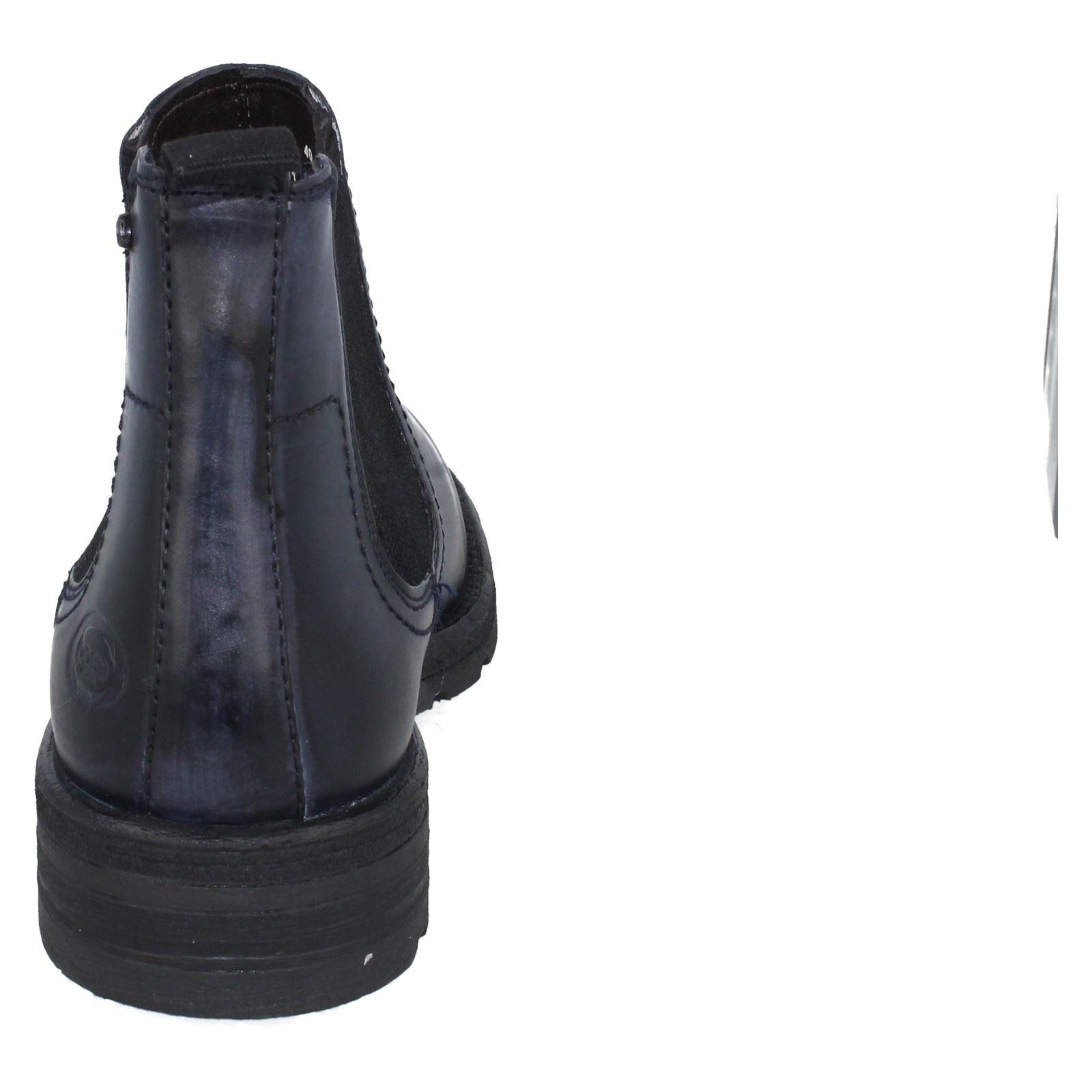 Herren Base London Pull On Leder Chelsea Stiefel-Style Dealer Ankle Stiefel-Style Chelsea Challenger 76877b