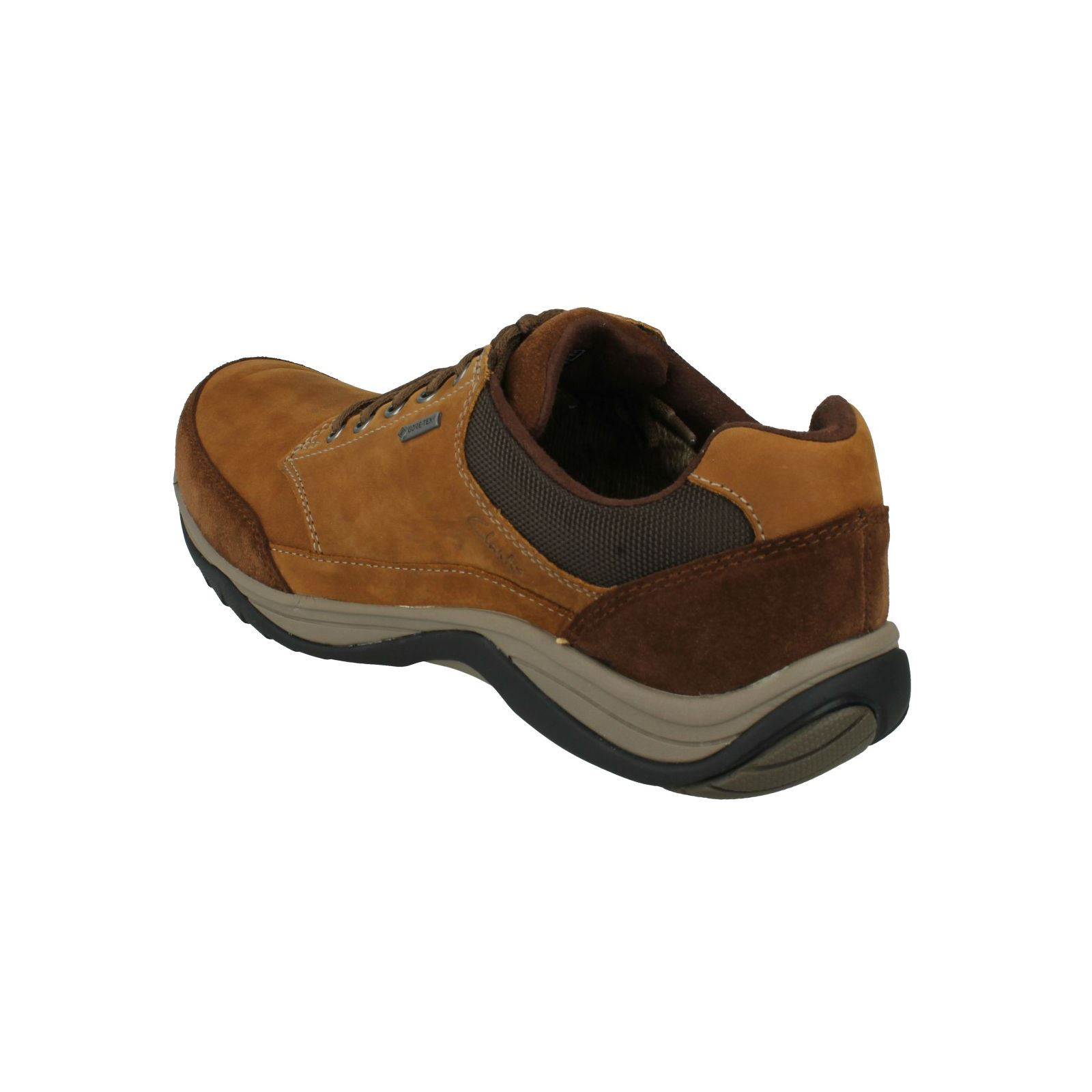 Herren Clarks Style gore-texlace up shoes Style Clarks - baystonego GTX f284c8