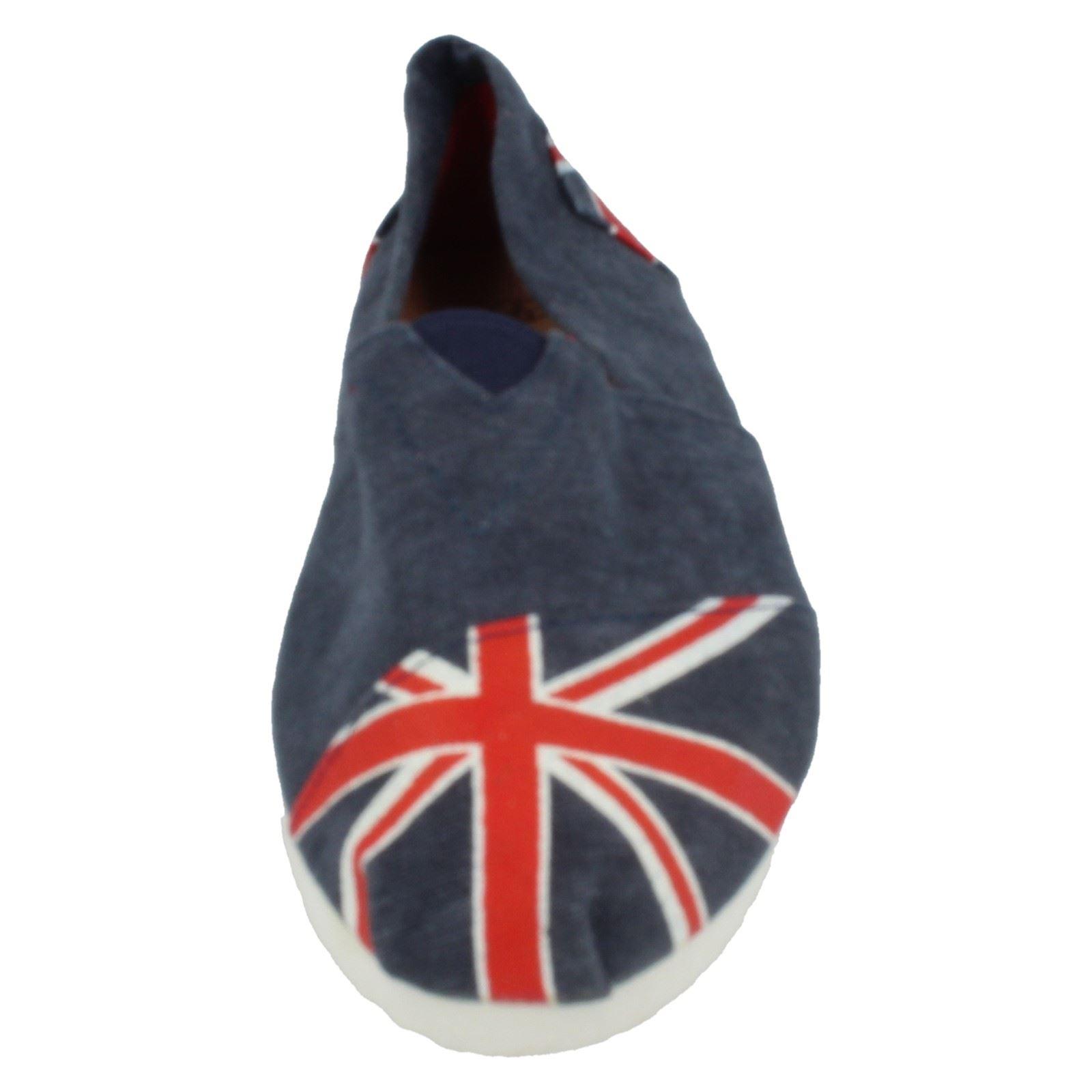 Chicos mancha en la etiqueta de Zapatos de lona N1055 ~ N