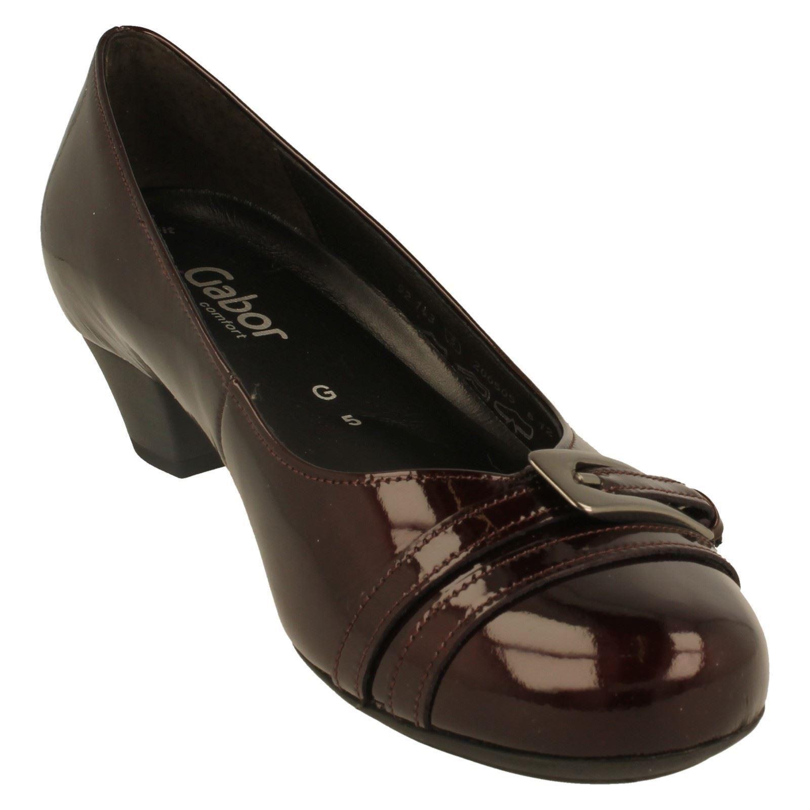 Ladies Gabor -W Court Shoes Style 92.143 -W Gabor 50fb16