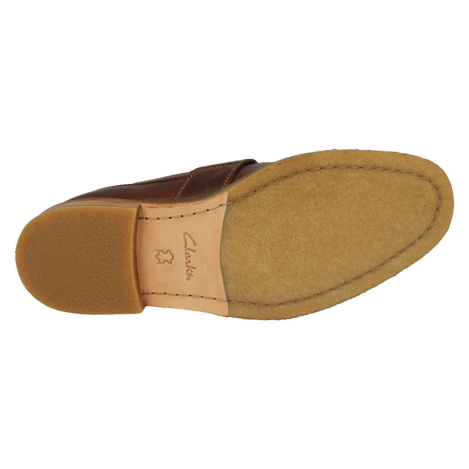 Ladies Clarks Slip On Loafers Casual Shoes Clarkdale Flow