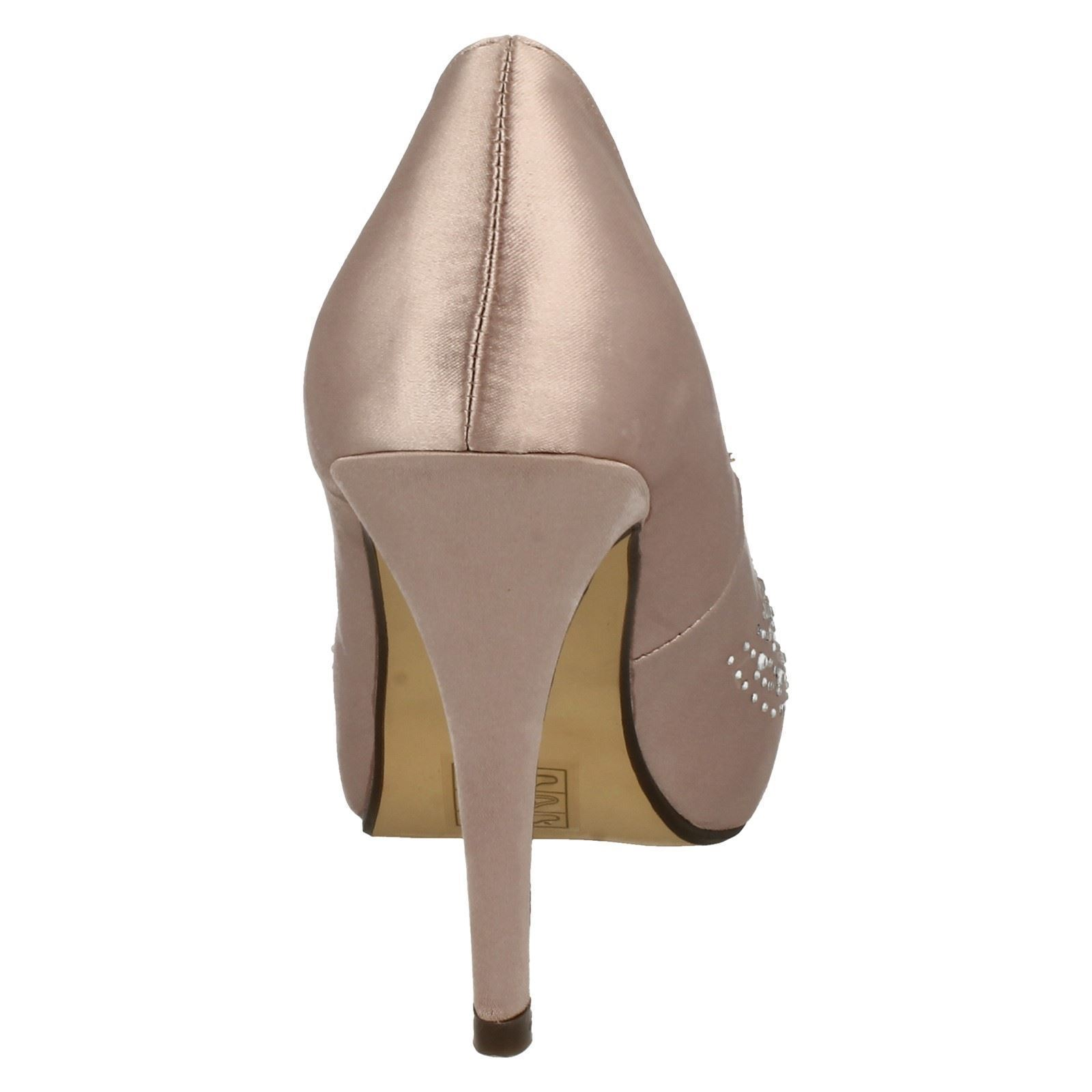 Señoras de punto en Zapatos Tenis Con Diamante detalle Estilo-f10238