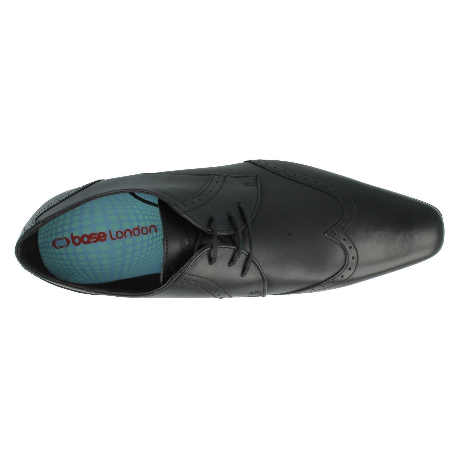Mens Base London Formal Shoes Label - Bugsy MTO