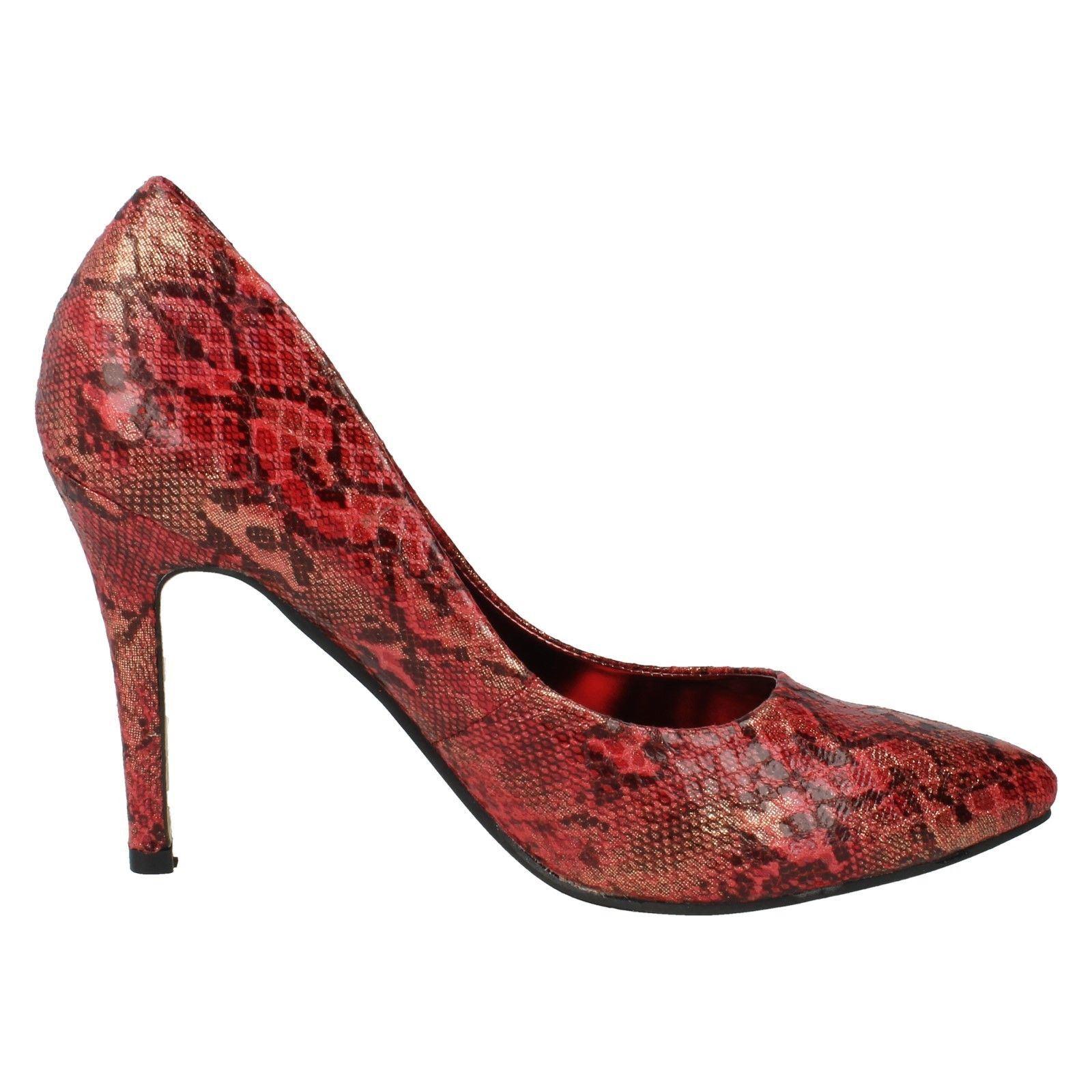 Damas Anne Michelle Tribunal Zapatos Estilo-F9663