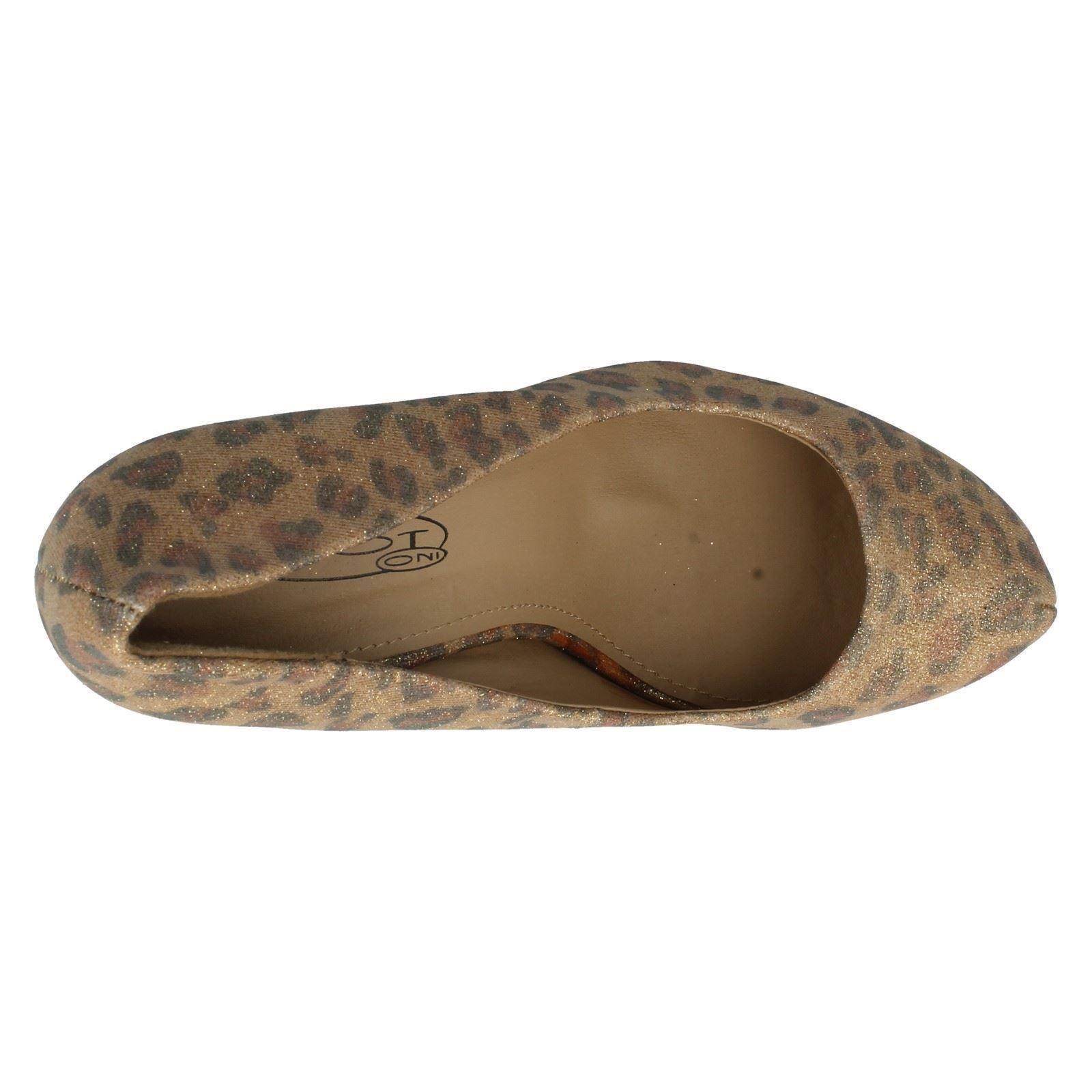 Señoras de punto en Zapatos Etiqueta f9556