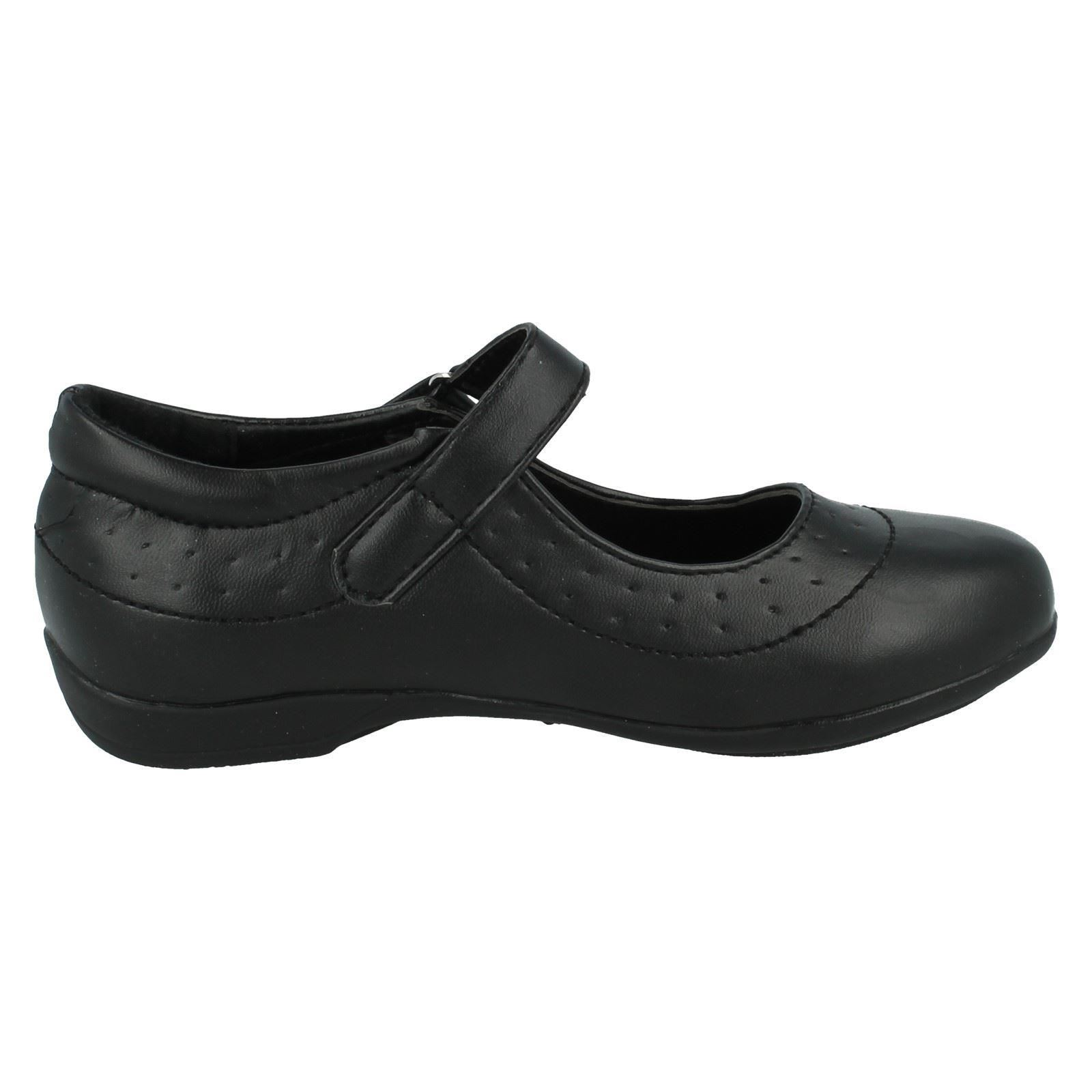 Girls Spot On Shoes The Style - H2337