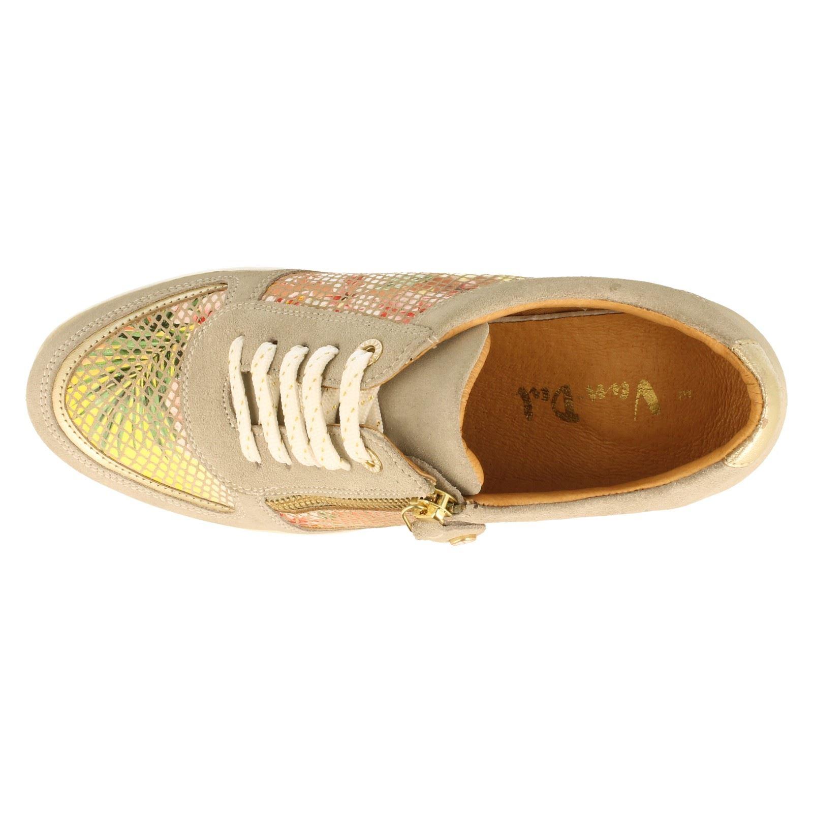 Ladies Van Dal Casual Shoes Style Moro-W