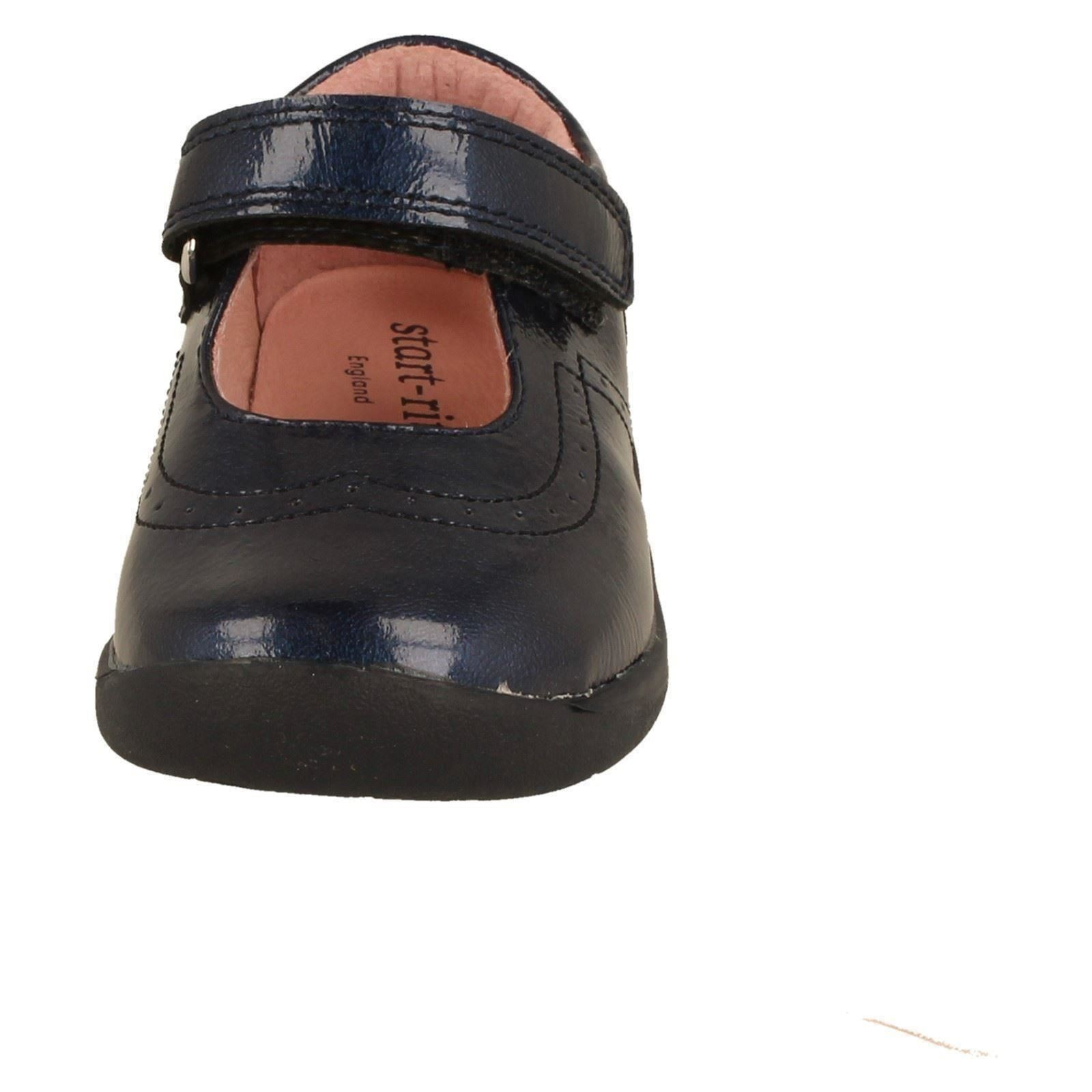 Chicas START Rite Etiqueta de zapatos estilo Mary Jane SRSS Alice-W