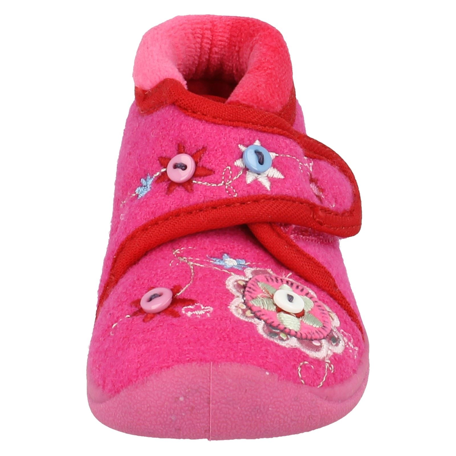 Girls Start Rite Slipper Boots Flowerbed
