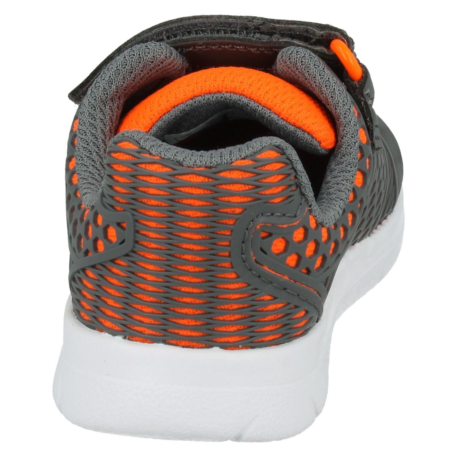 Chicos Clarks Zapatos primero el estilo-Ath Lane