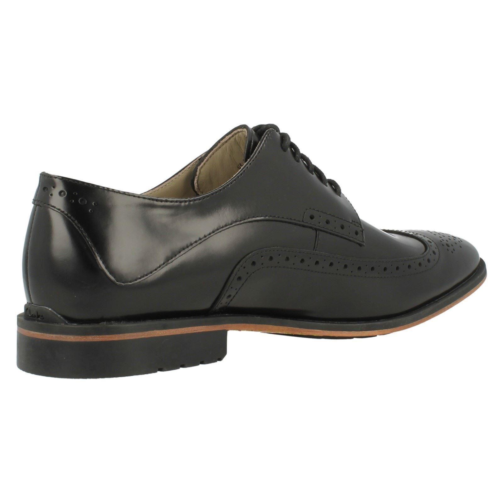 Para Hombre Clarks Formales el Zapatos el Formales estilo-gatley límite 189321