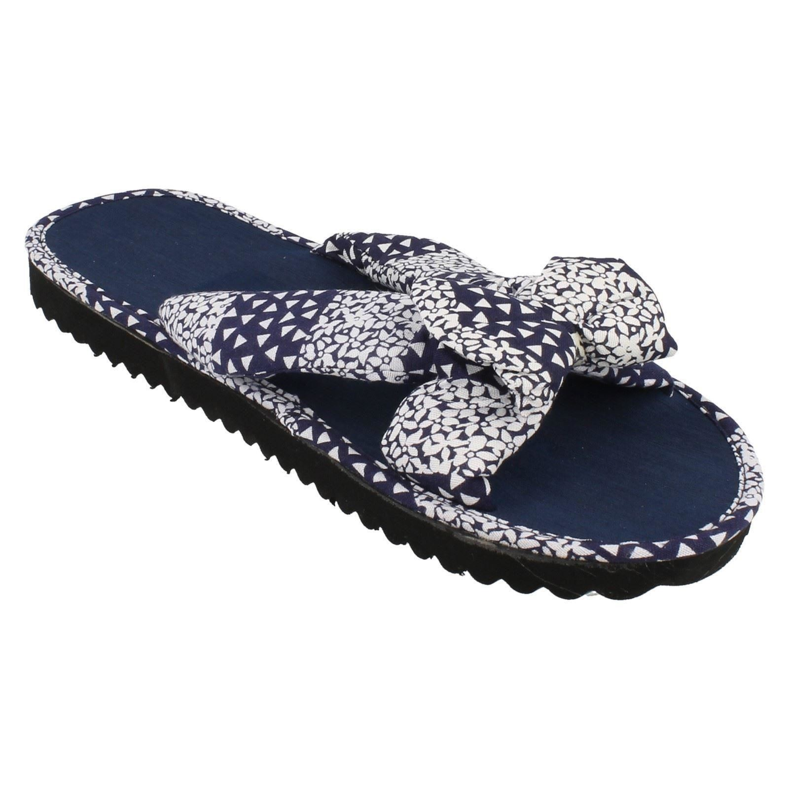 Damas Spot On sandalias de correa de cruz estilo ~ K