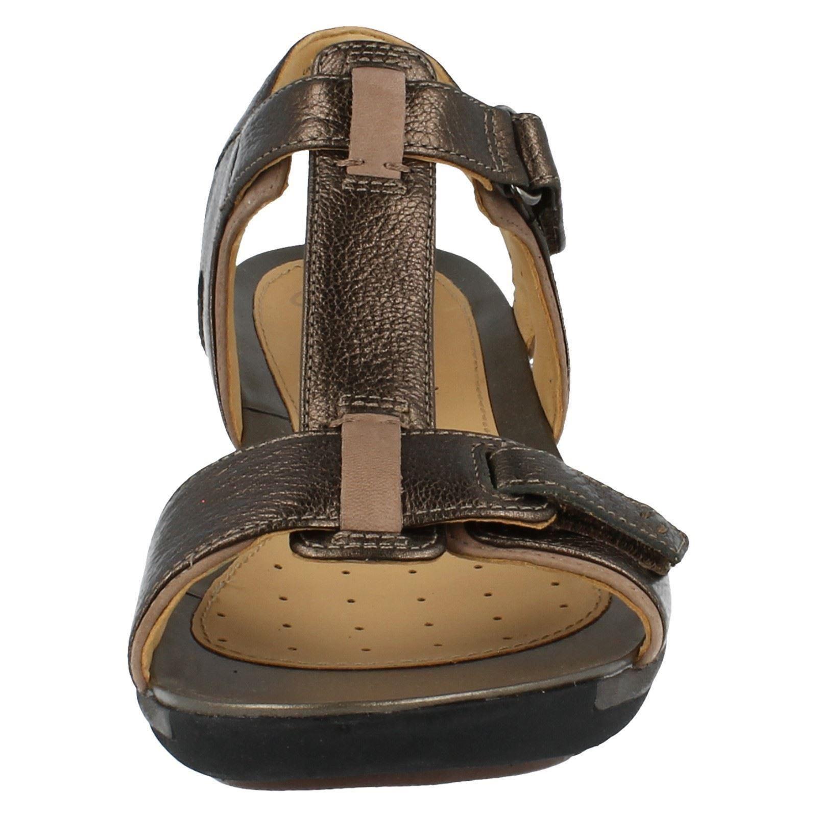 7505daa2973d Ladies Clarks Sandals Style - Un Voshell