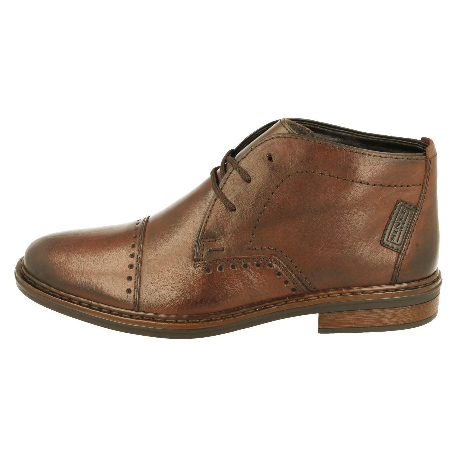 Billig Mens gute Qualität Mens Billig Rieker Boots Style 37633-W 7c18d1