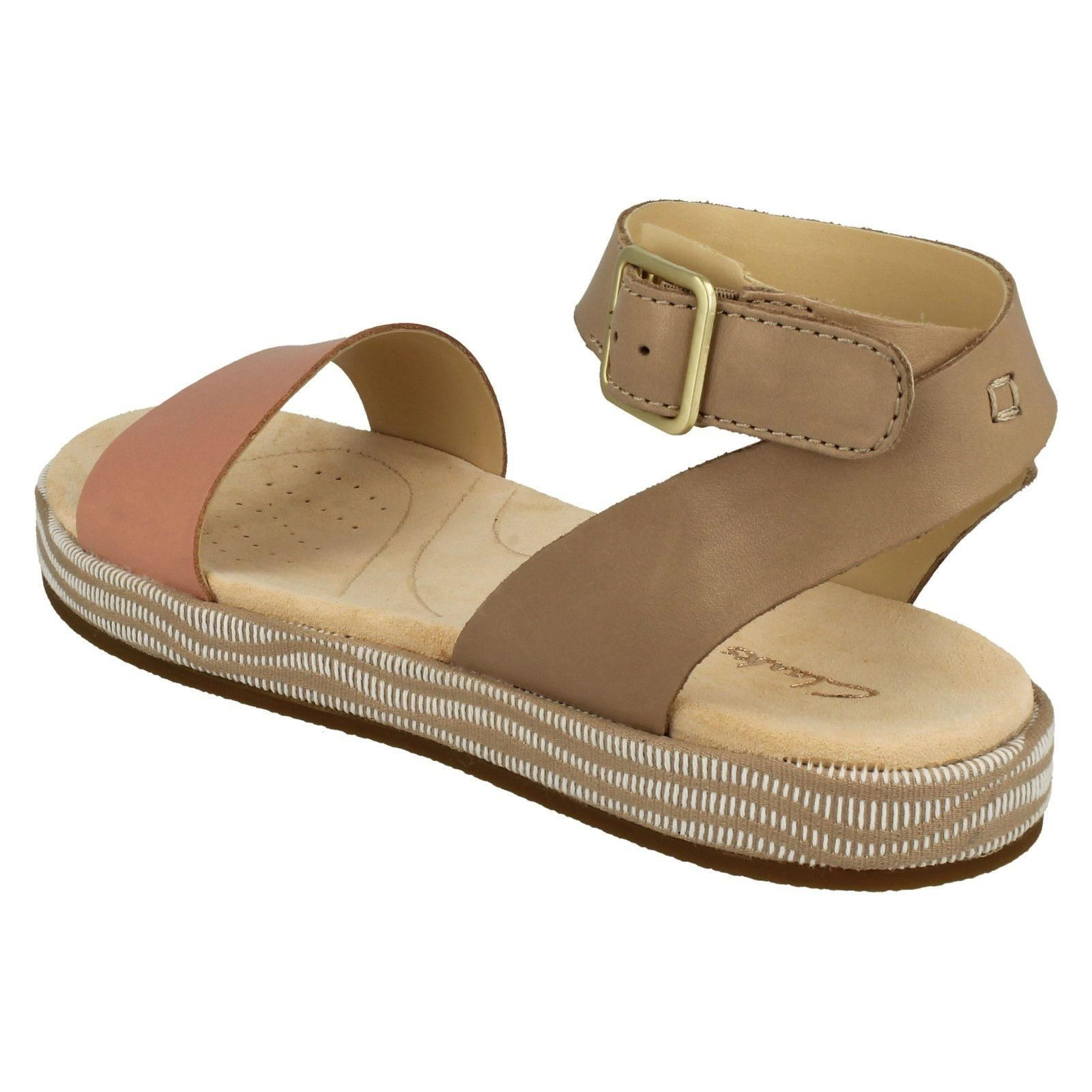 ac8c48d79 Clarks Botanic Ivy - Sand Combi (beige) Womens Sandals 6 UK. About this  product. Picture 1 of 10  Picture 2 of 10  Picture 3 of 10 ...