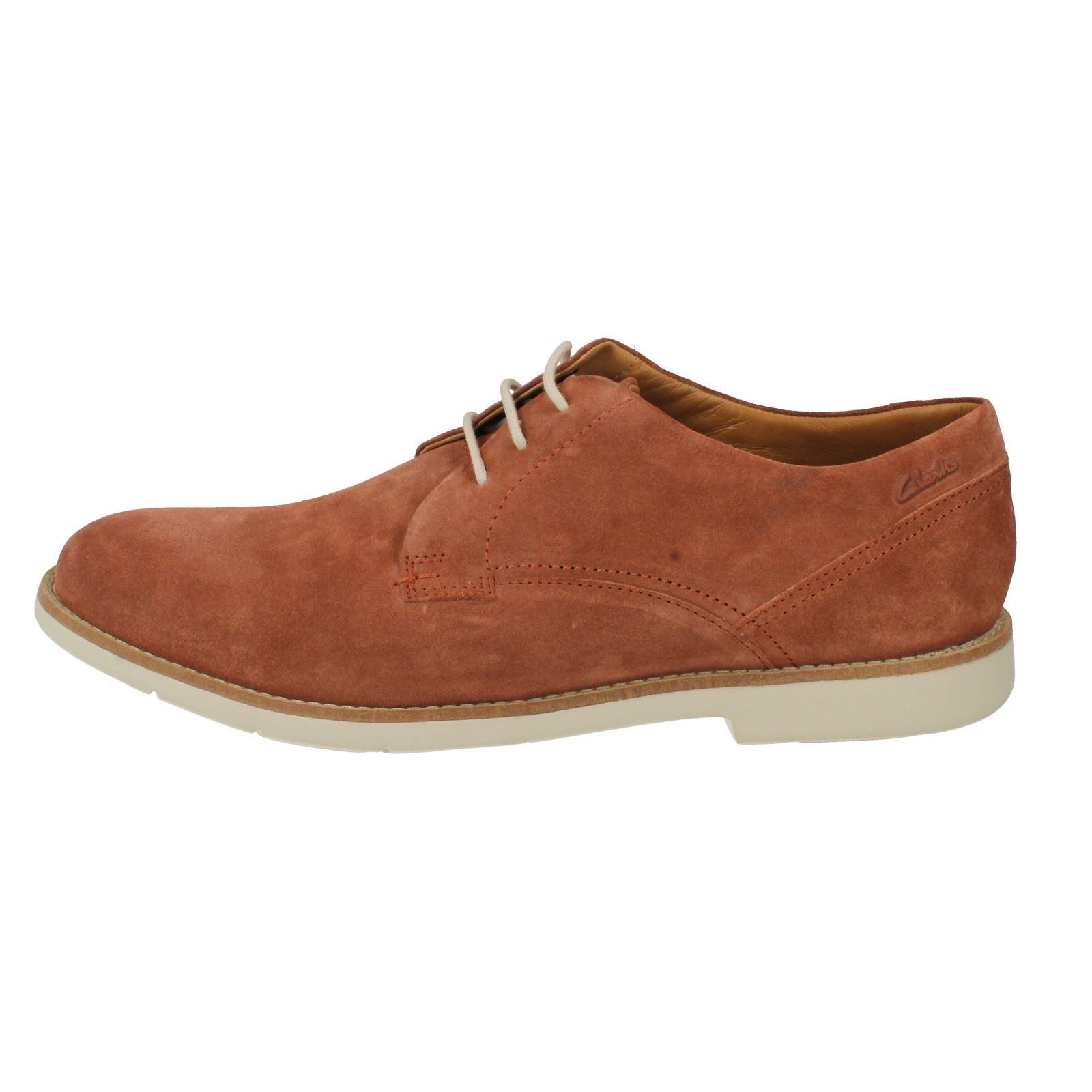 Para Hombre Clarks Casual lazada Raspin Zapatos Raspin lazada Plan 0e94a2