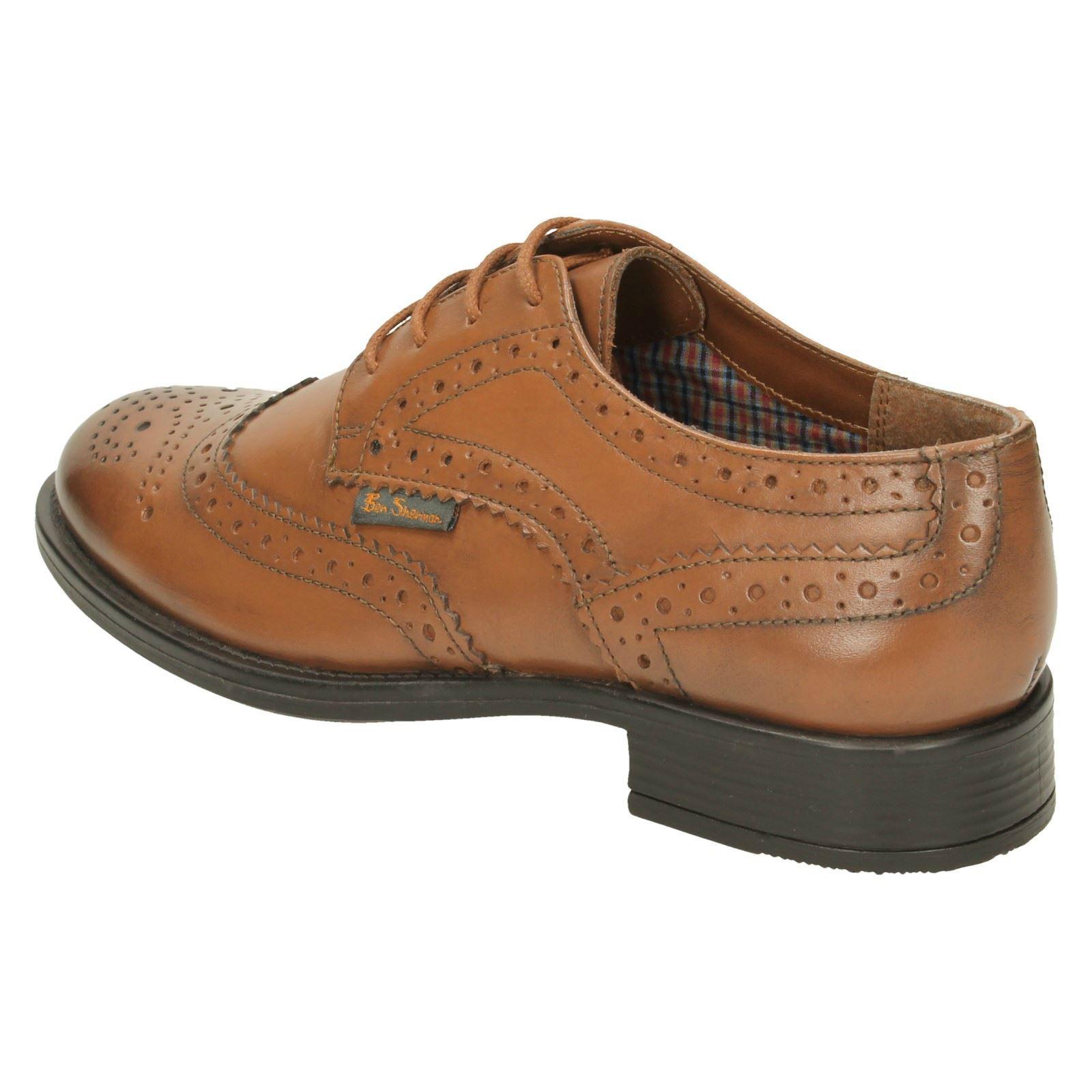 Uomo Ben Simpson Sherman Lace Up Brogue Schuhes Label Simpson Ben  N 1f9a87