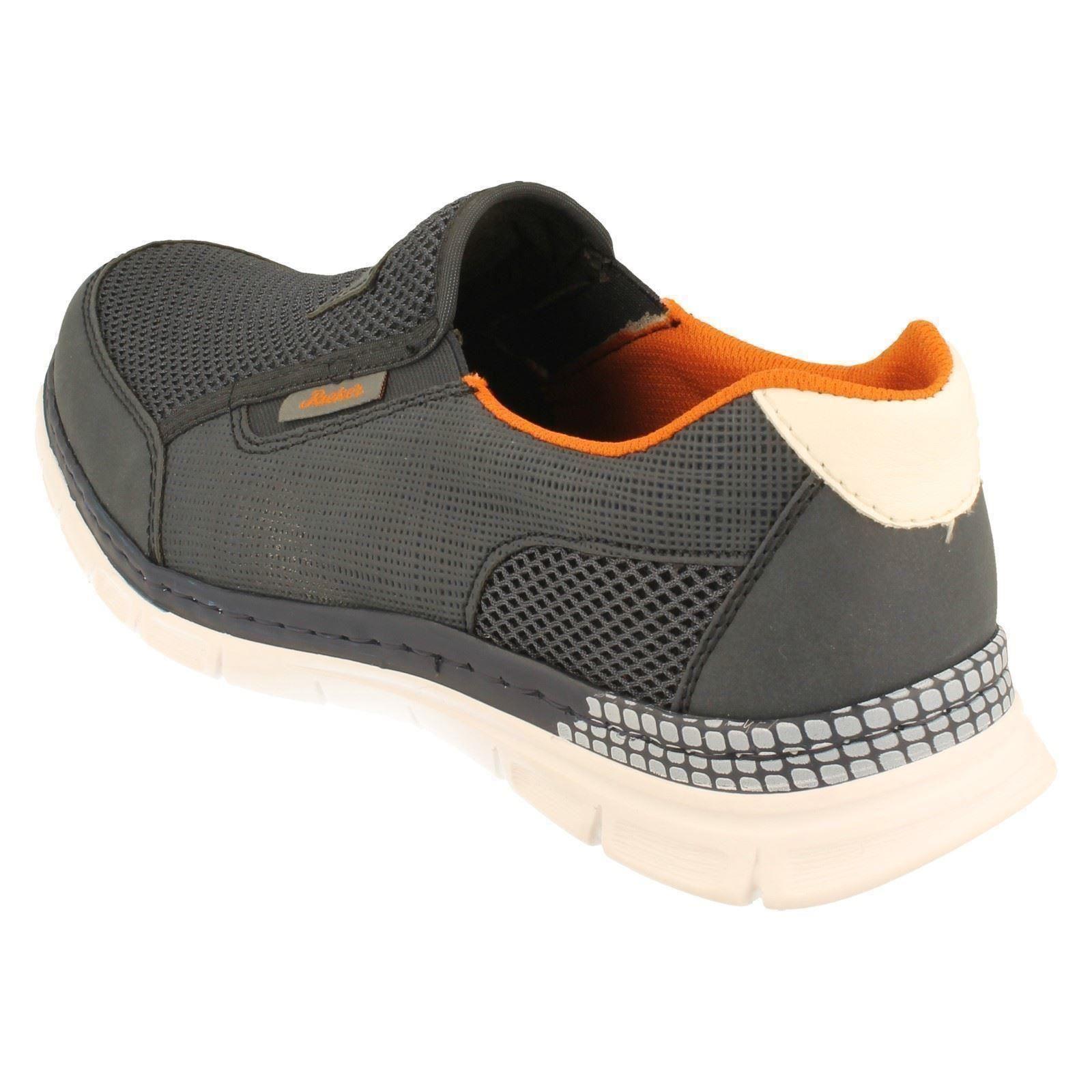 Mens Rieker Casual Shoe Style B4870 -W